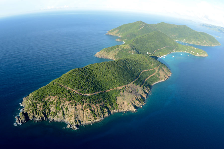 Private islands BVI and development opportunities