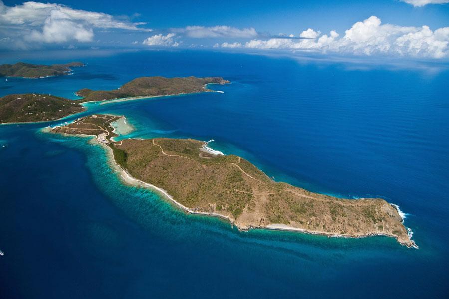 Scrub Island development BVI