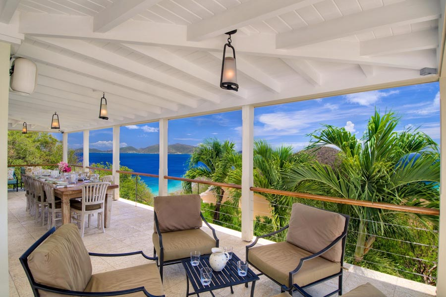 Design tips for a Caribbean island home