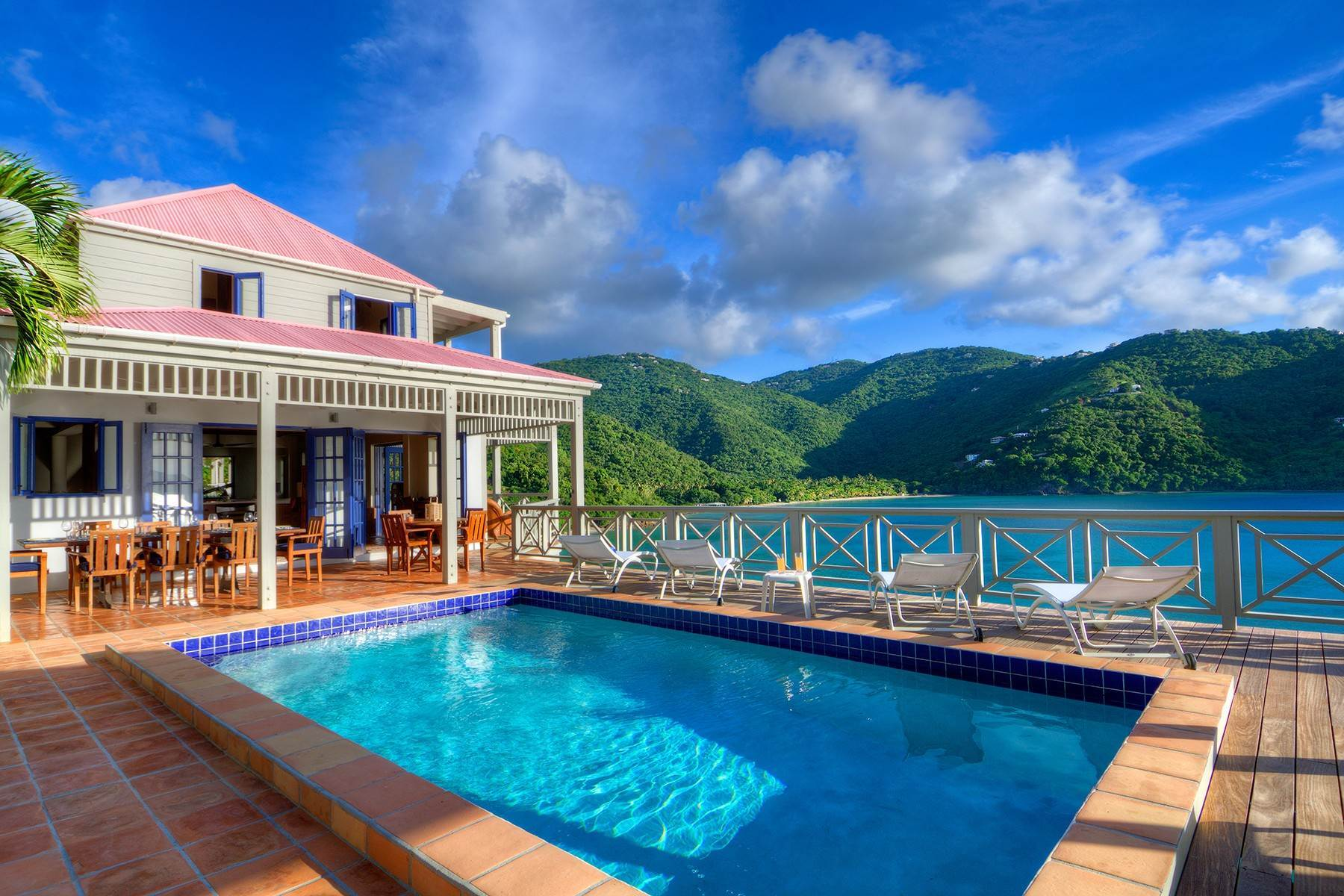 Single Family Homes pour l Vente à Brewers Bay, Tortola Iles Vierges Britanniques