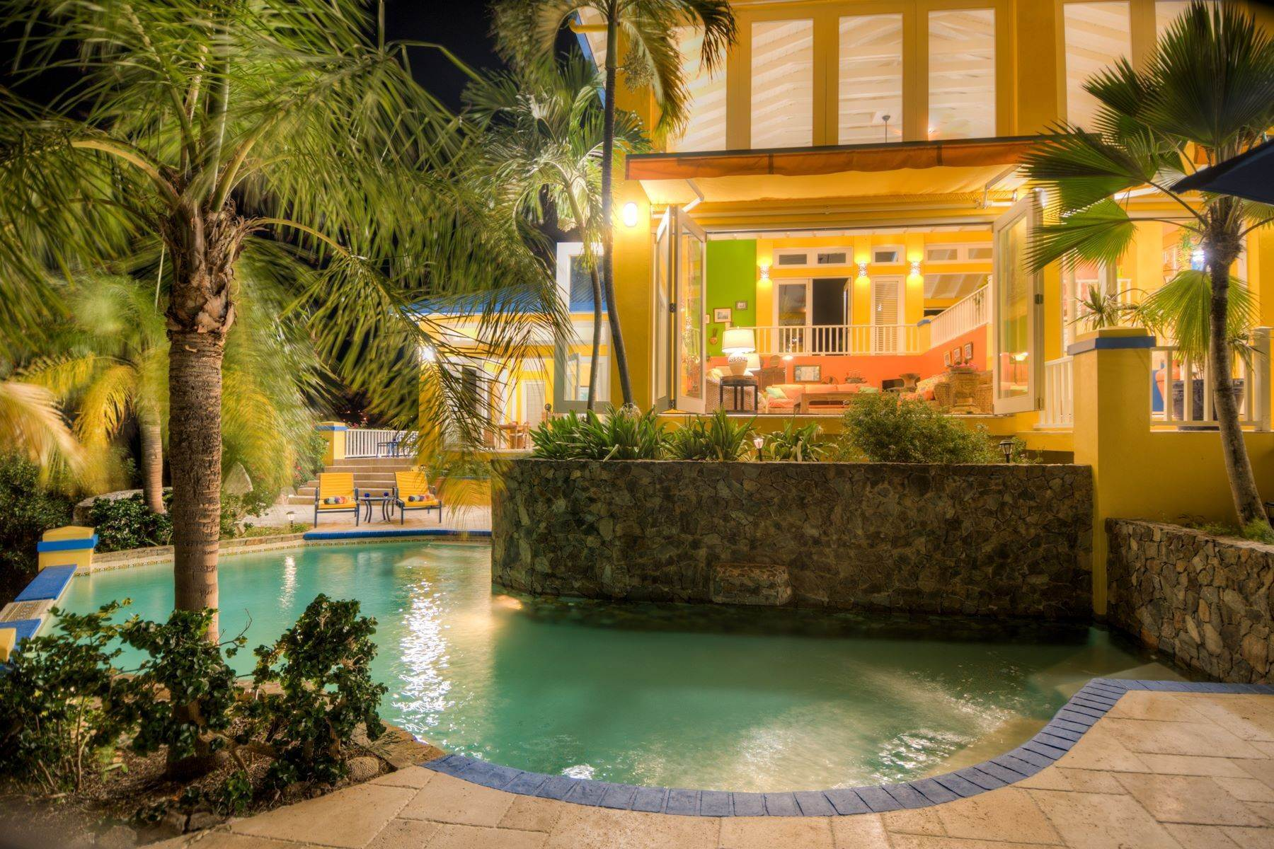 37. Single Family Homes for Sale at Long Bay, Tortola British Virgin Islands