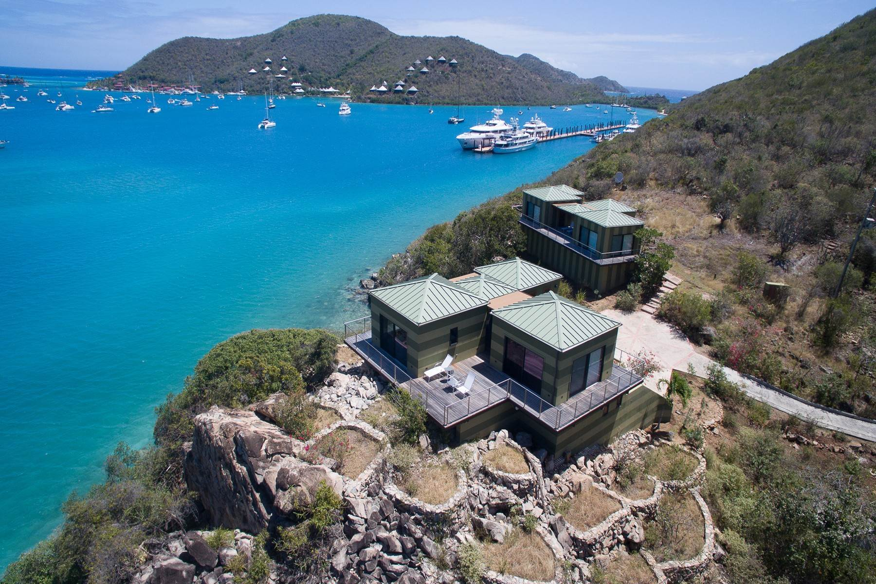 4. Multi-Family Homes için Satış at North Sound, Virgin Gorda Ingiliz Virgin Adalari