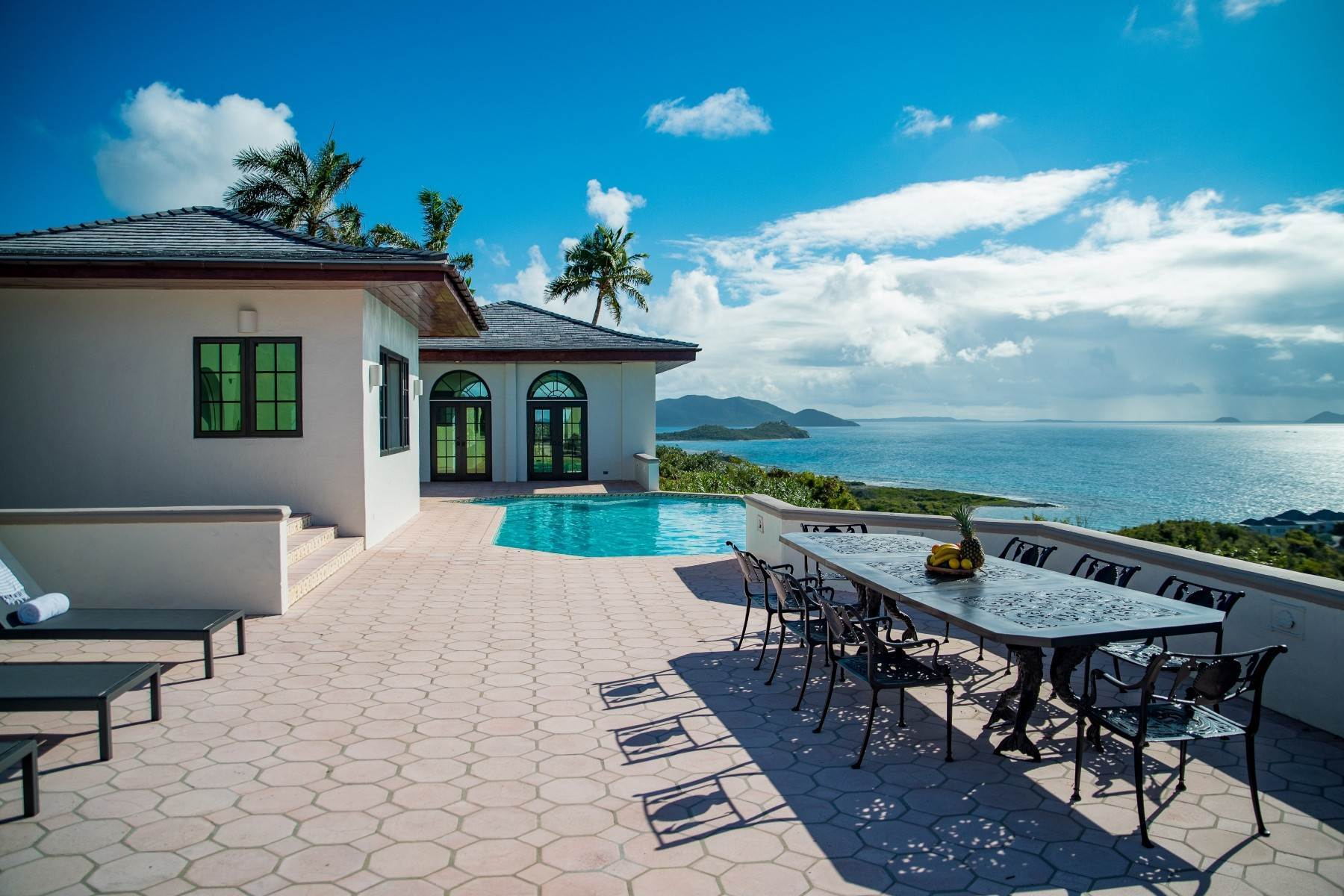 33. Single Family Homes for Sale at Nora Hazel Point, Tortola British Virgin Islands