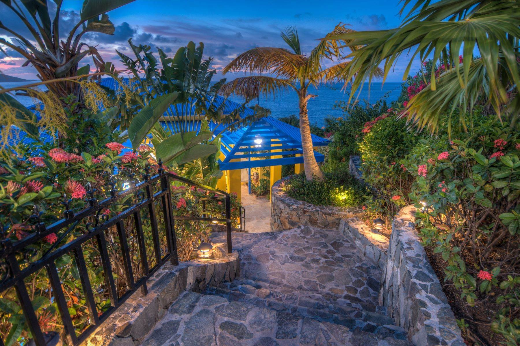36. Single Family Homes for Sale at Long Bay, Tortola British Virgin Islands
