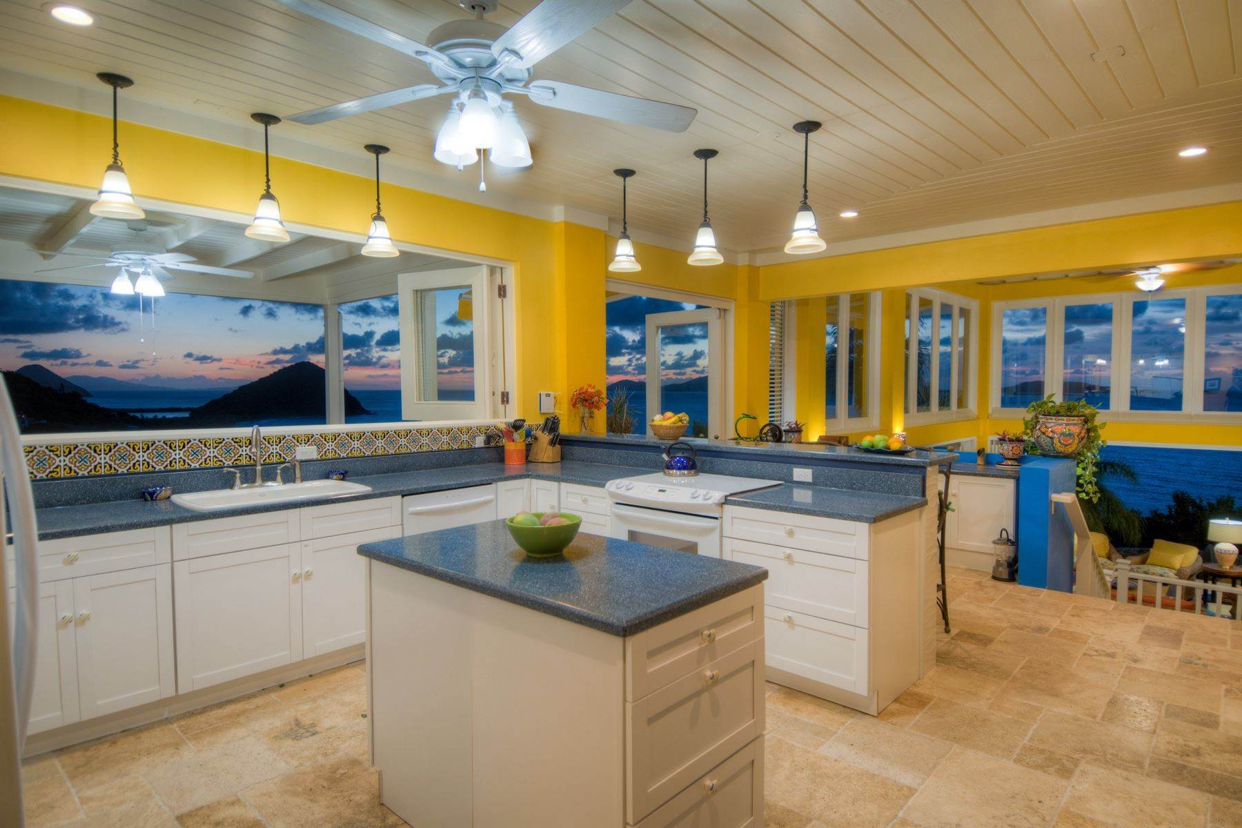 21. Single Family Homes for Sale at Long Bay, Tortola British Virgin Islands