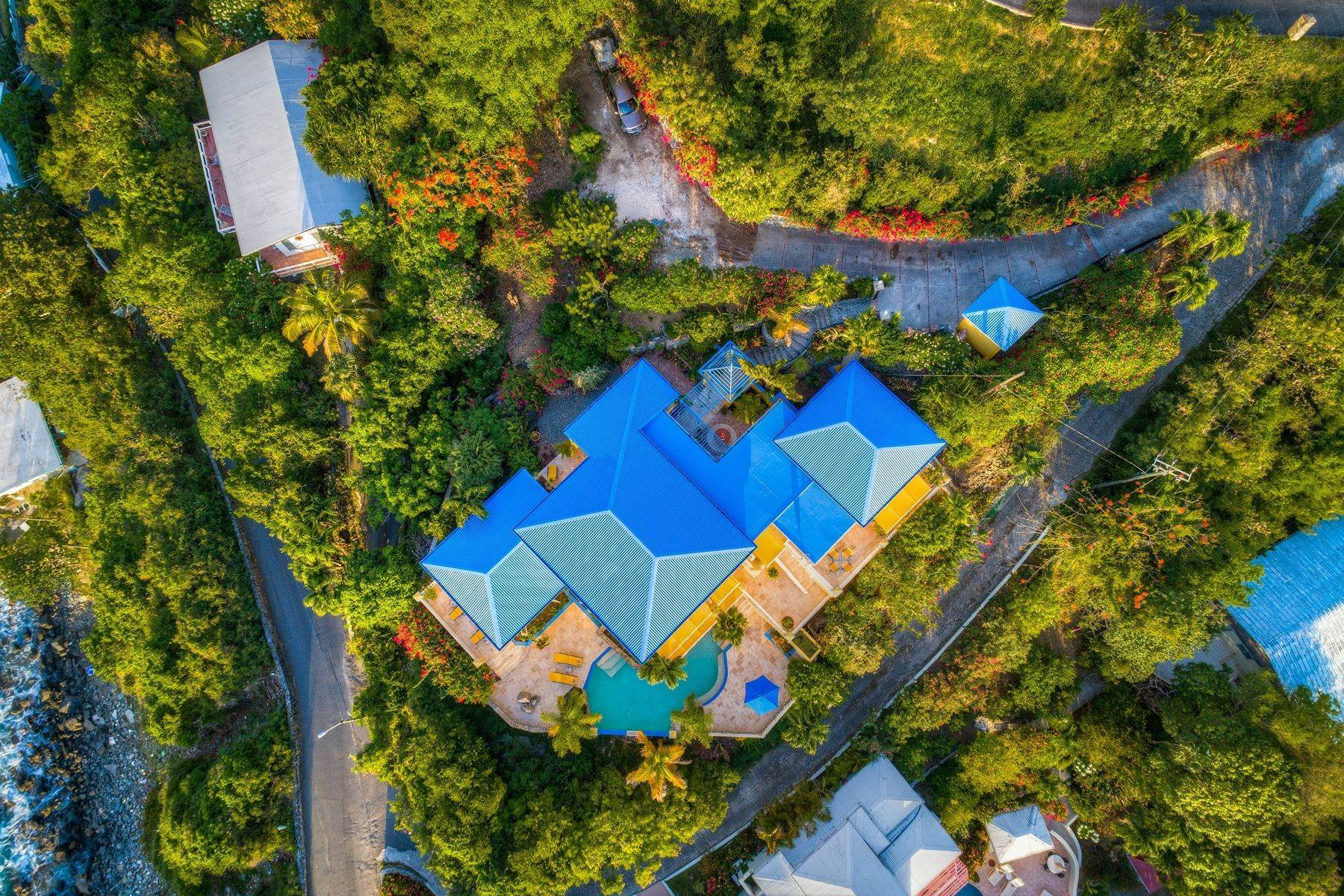 26. Single Family Homes for Sale at Long Bay, Tortola British Virgin Islands