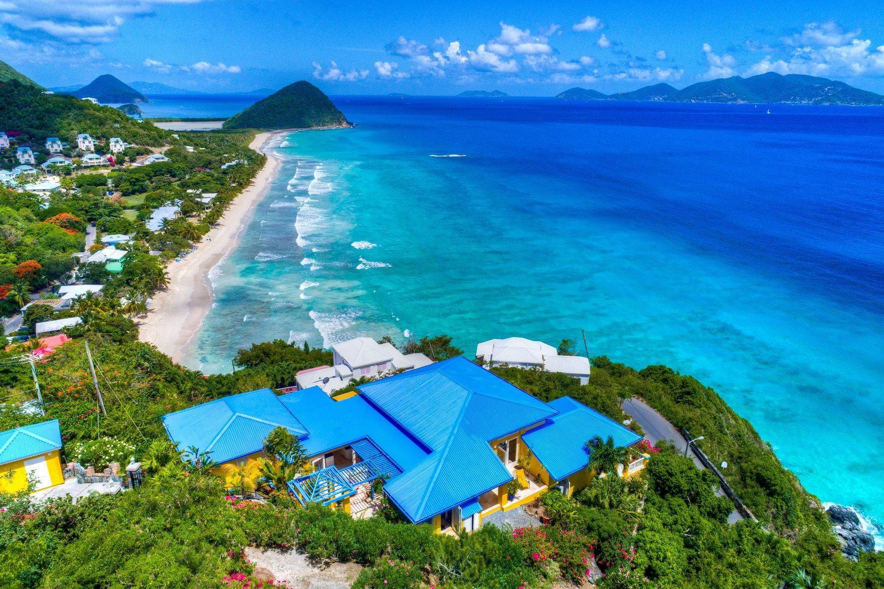 35. Single Family Homes for Sale at Long Bay, Tortola British Virgin Islands