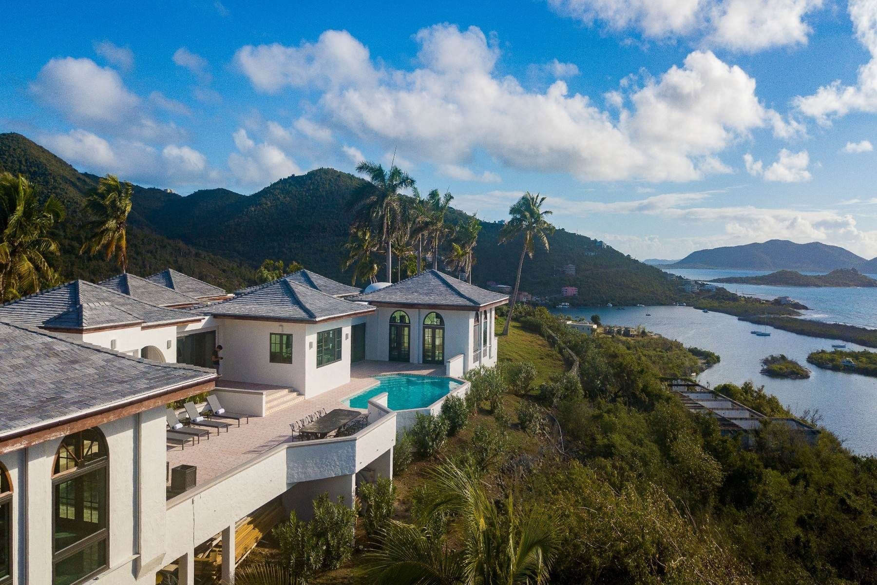 29. Single Family Homes for Sale at Nora Hazel Point, Tortola British Virgin Islands