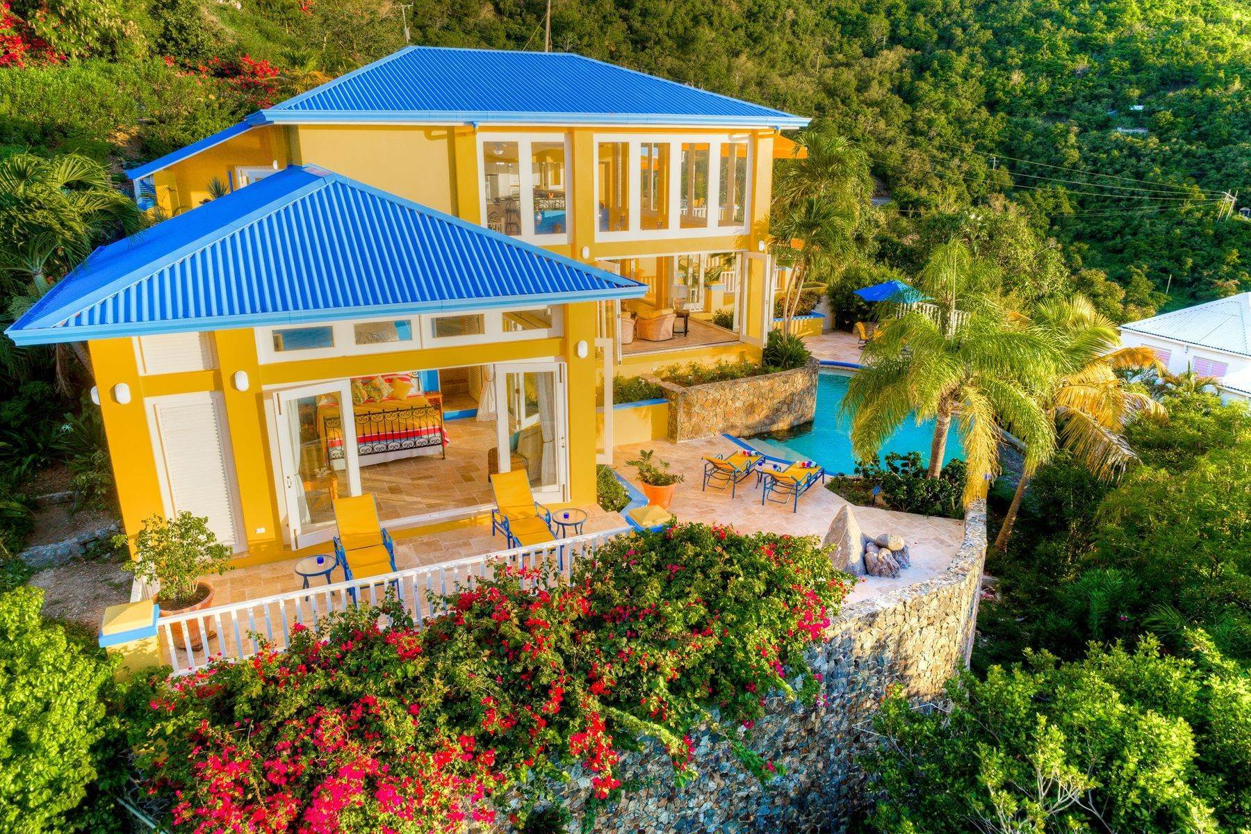 30. Single Family Homes for Sale at Long Bay, Tortola British Virgin Islands