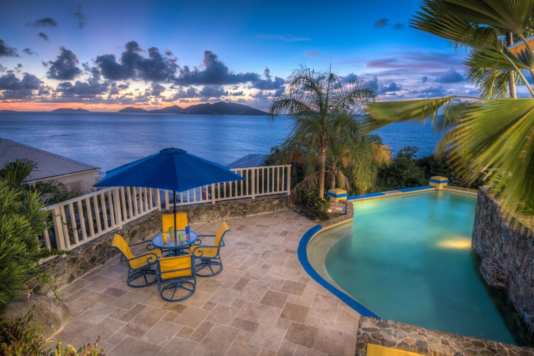 42. Single Family Homes for Sale at Long Bay, Tortola British Virgin Islands