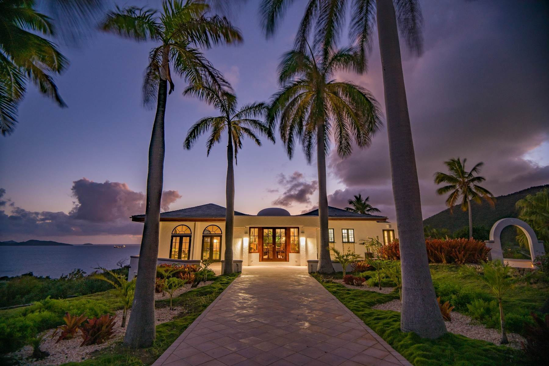 4. Single Family Homes for Sale at Nora Hazel Point, Tortola British Virgin Islands