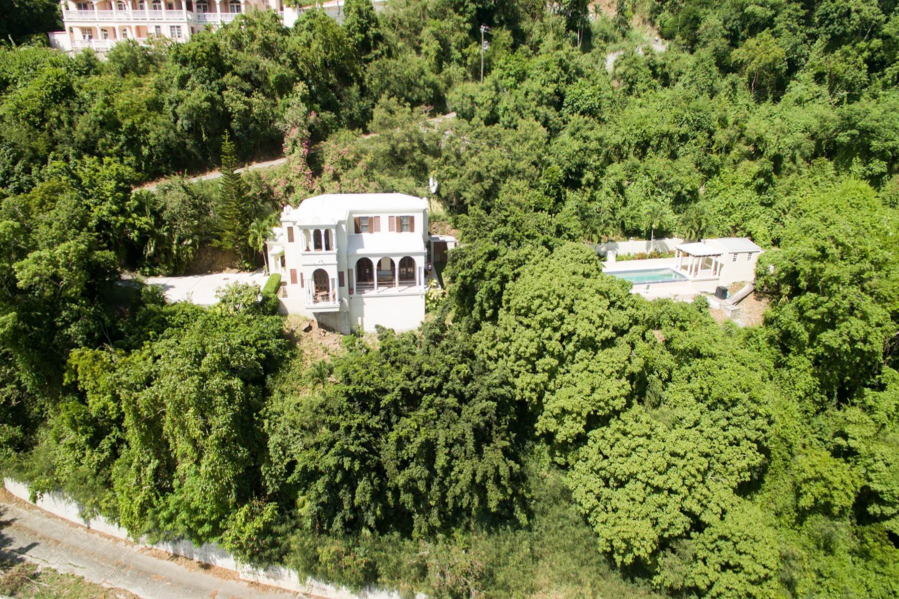 Single Family Homes para Venda às Havers, Tortola Ilhas Virgens Britânicas