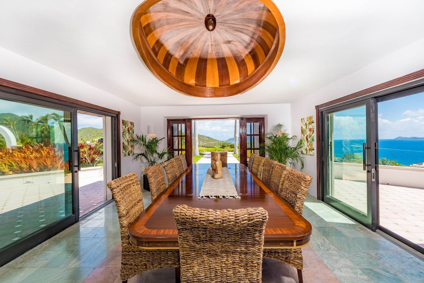 19. Single Family Homes for Sale at Nora Hazel Point, Tortola British Virgin Islands