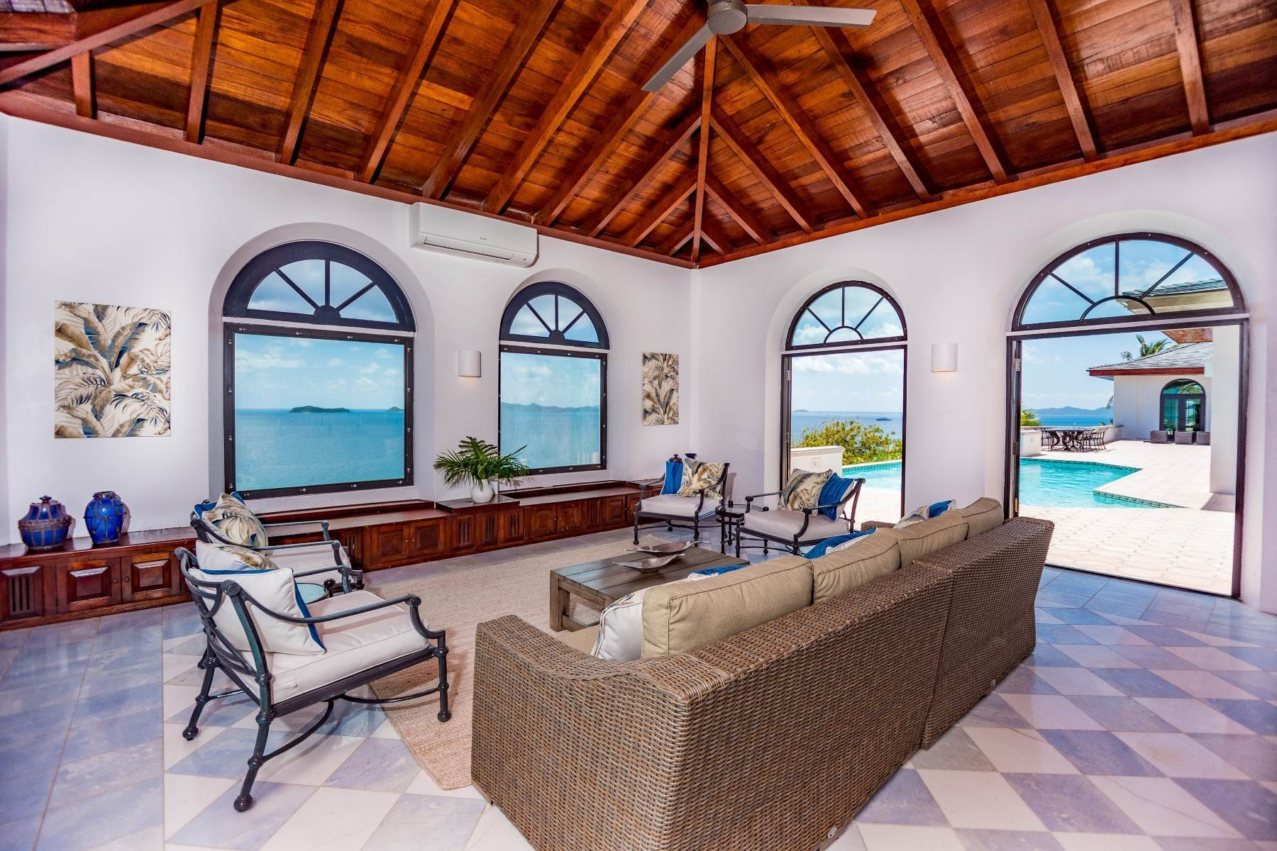 23. Single Family Homes for Sale at Nora Hazel Point, Tortola British Virgin Islands