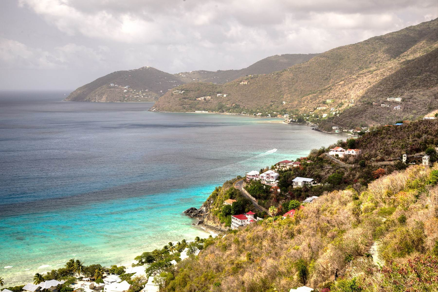 18. Single Family Homes for Sale at Long Bay, Tortola British Virgin Islands