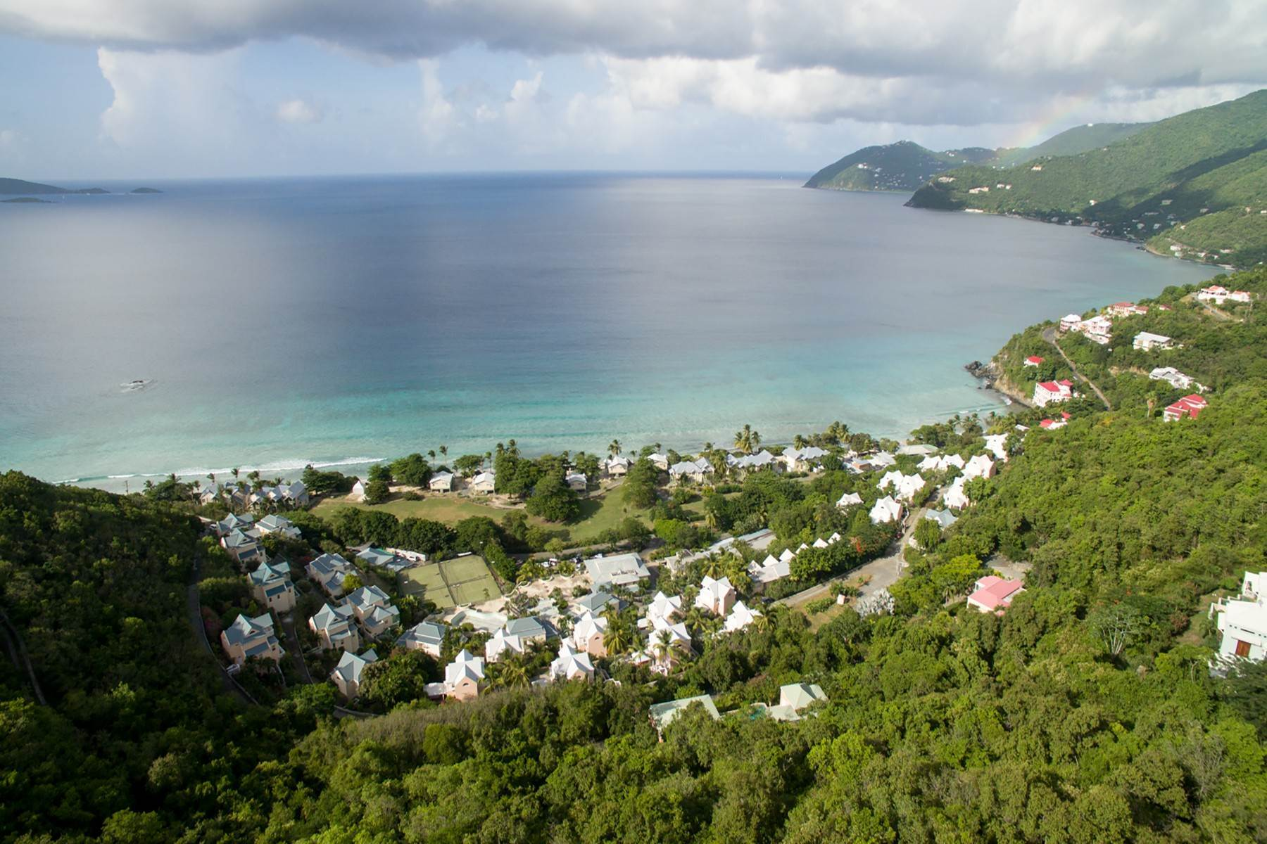 Land for Sale at Long Bay, Tortola British Virgin Islands