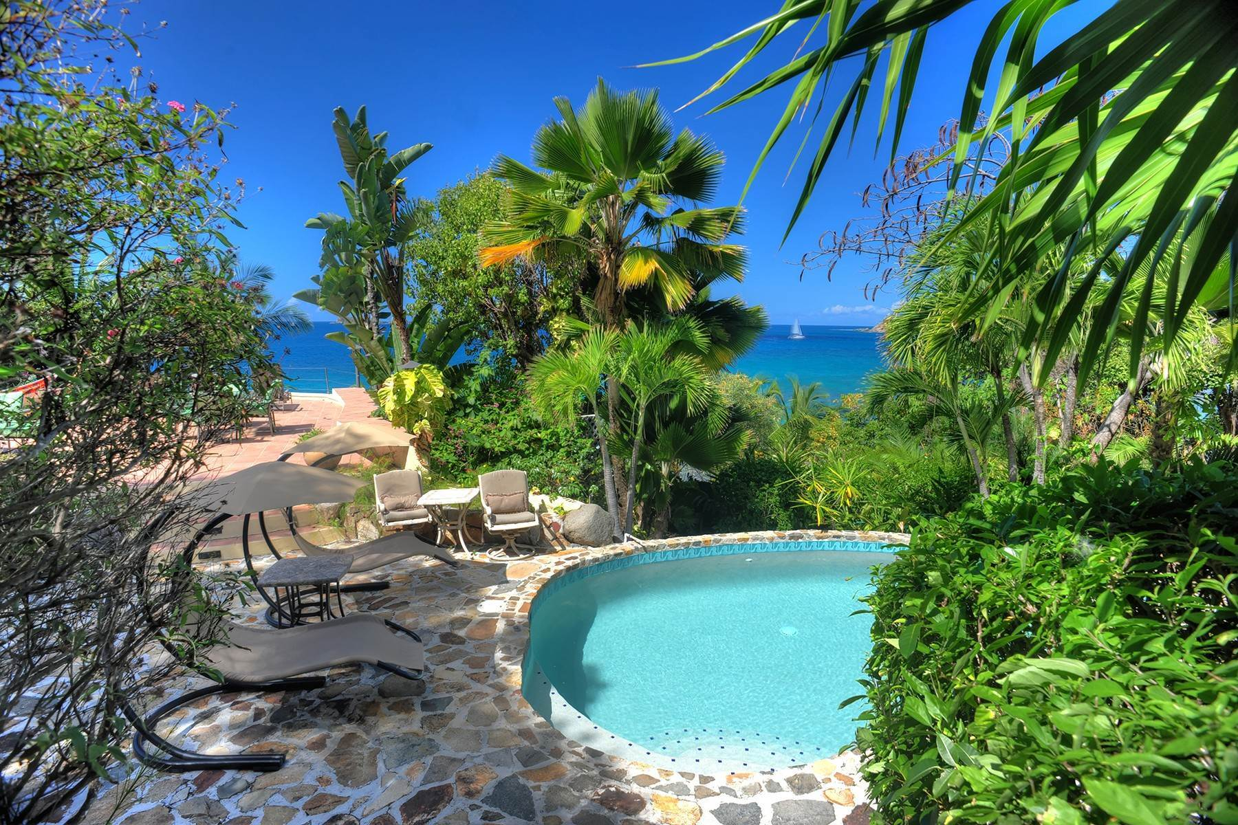 5. Single Family Homes for Sale at Nail Bay, Virgin Gorda British Virgin Islands