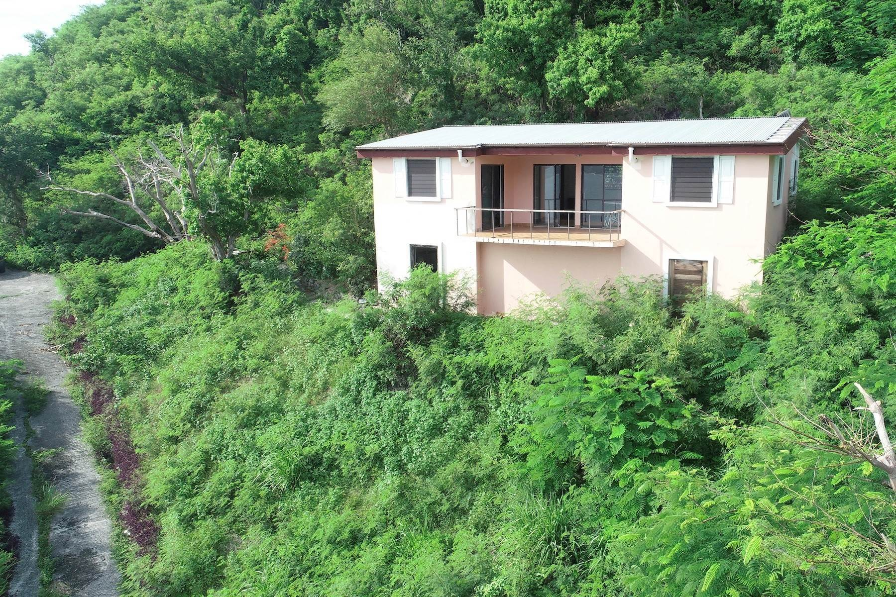 3. Single Family Homes for Sale at Cannon Point Cottage Cannon Point Sunset Cottage Cane Garden Bay, Tortola VG1110 British Virgin Islands