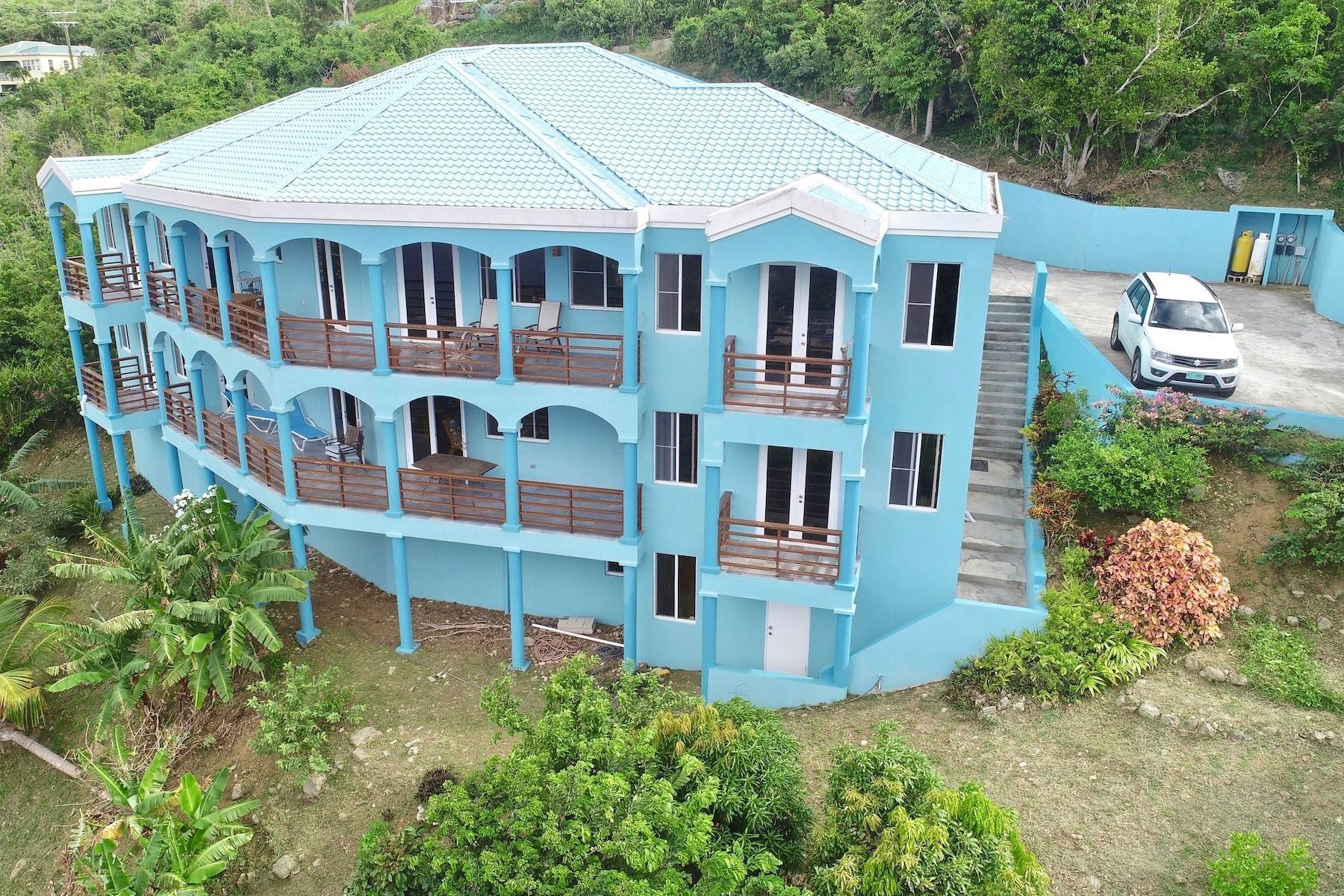 8. Single Family Homes for Sale at Mount Healthy, Tortola British Virgin Islands
