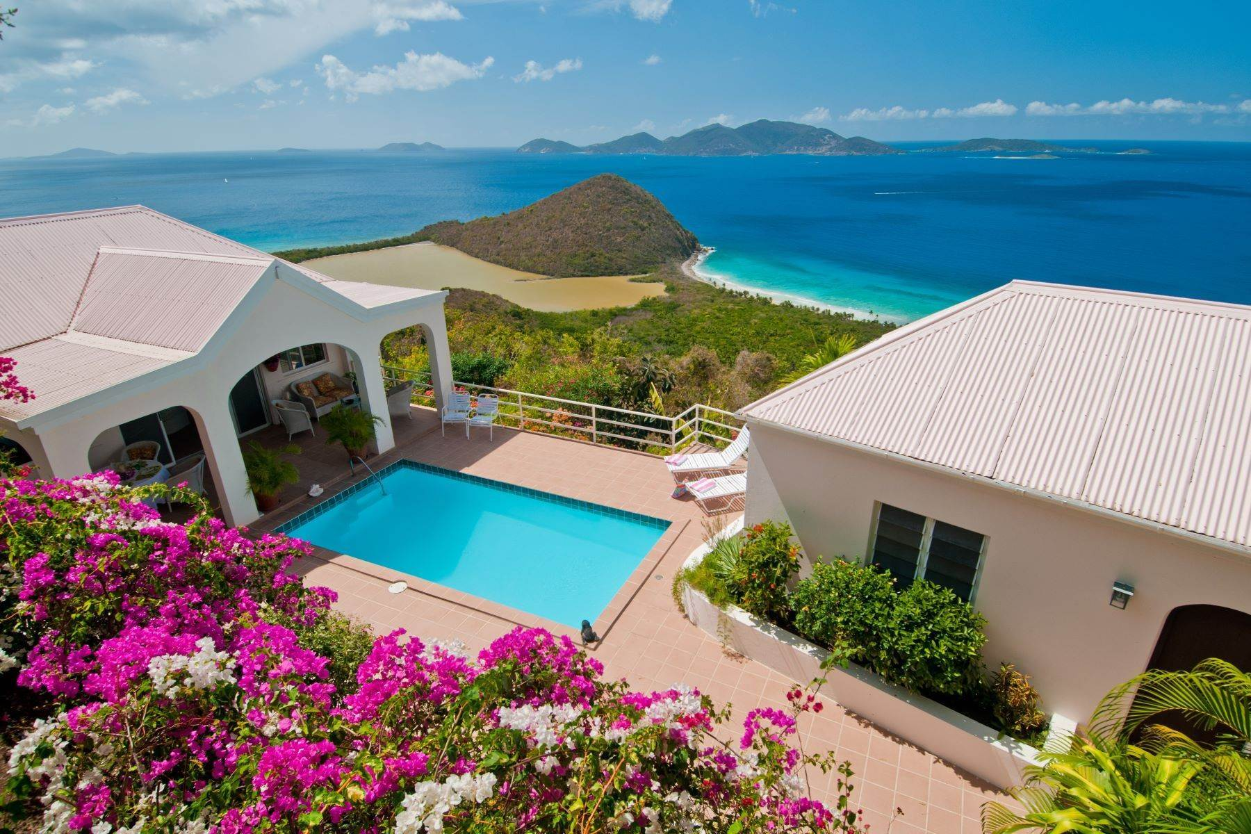 20. Single Family Homes for Sale at Belmont, Tortola British Virgin Islands