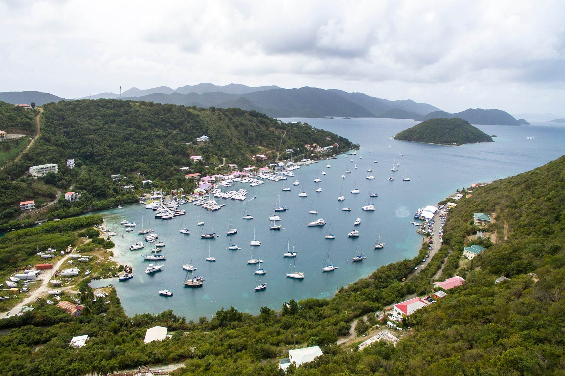 7. Land for Sale at Belmont, Tortola British Virgin Islands