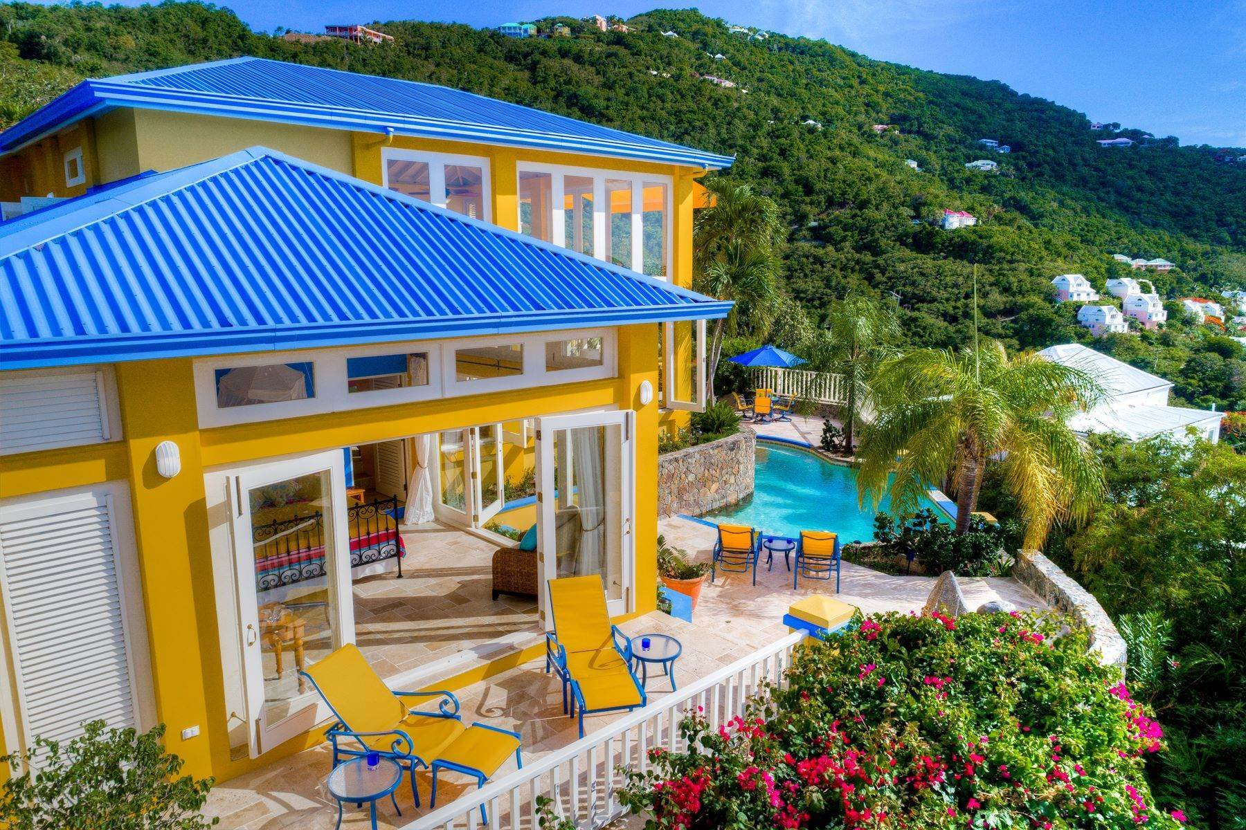 29. Single Family Homes for Sale at Long Bay, Tortola British Virgin Islands