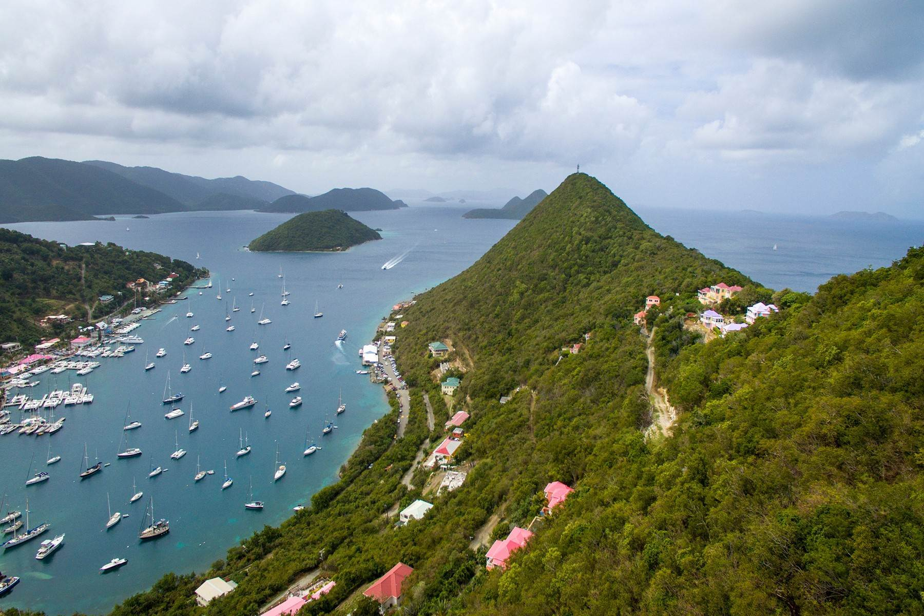 6. Land for Sale at Belmont, Tortola British Virgin Islands