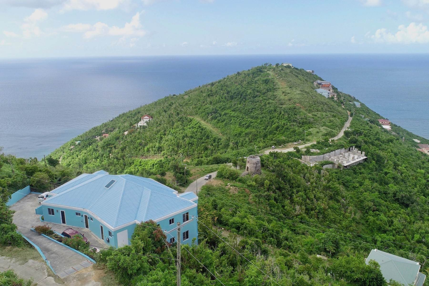 5. Single Family Homes for Sale at Mount Healthy, Tortola British Virgin Islands
