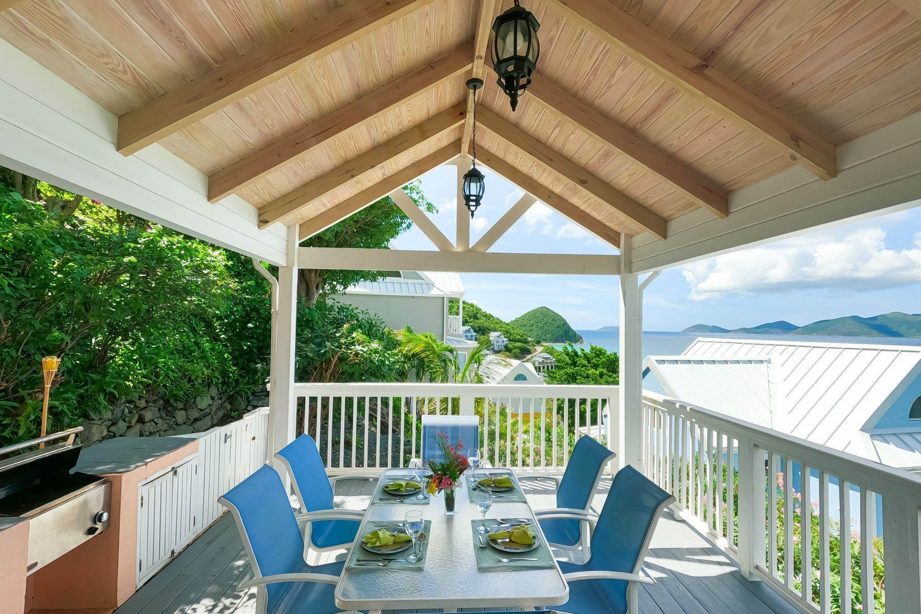 5. townhouses for Sale at Long Bay, Tortola British Virgin Islands