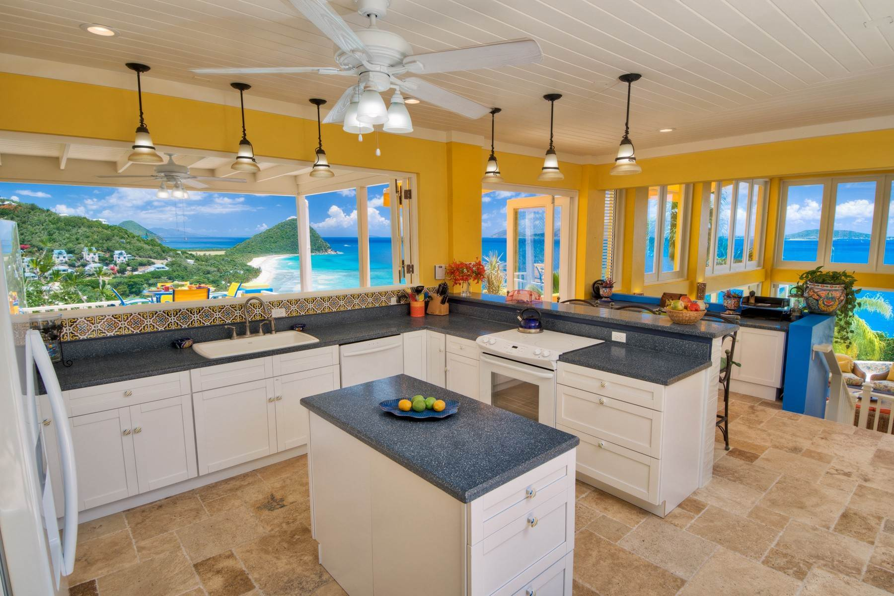 22. Single Family Homes for Sale at Long Bay, Tortola British Virgin Islands
