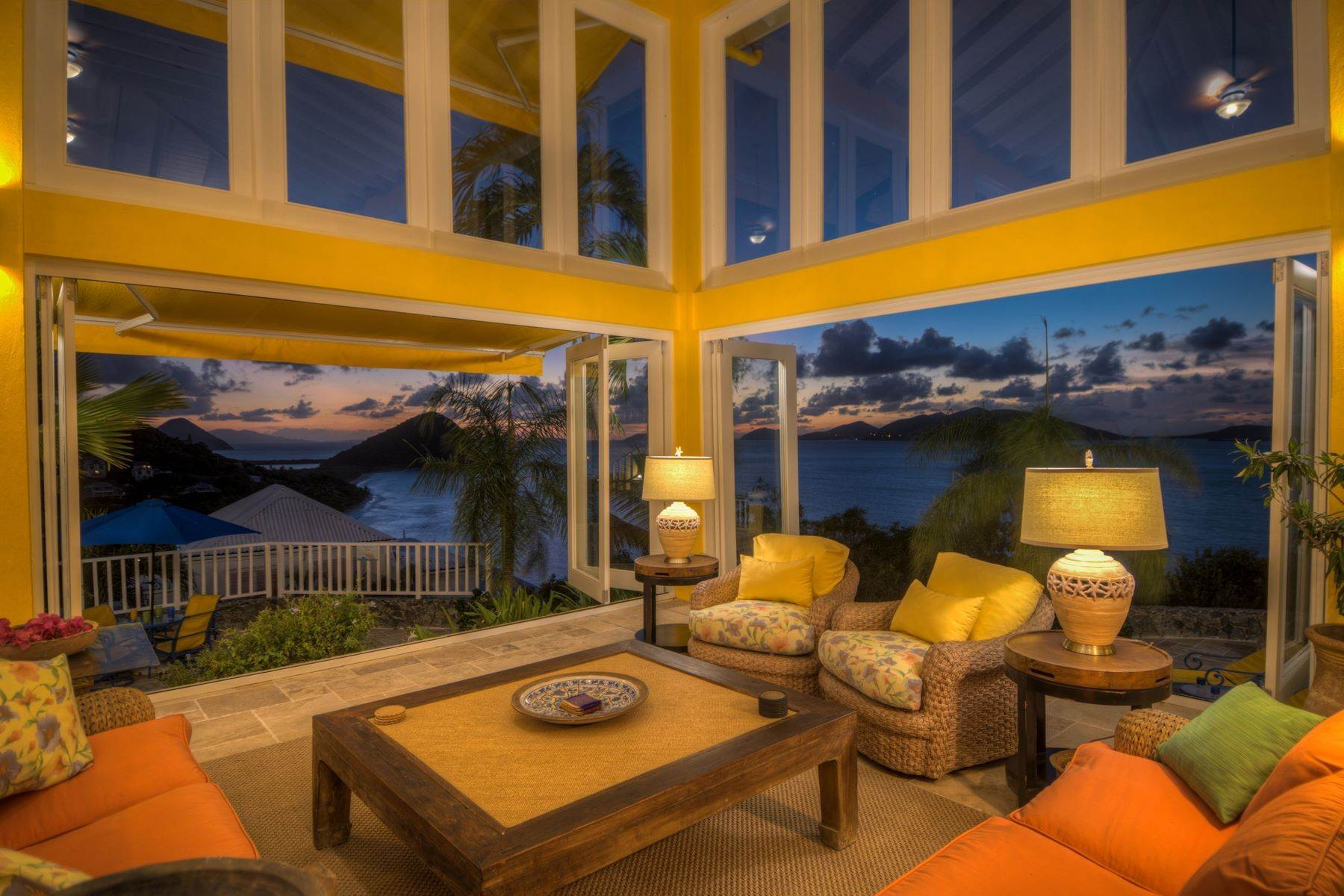 38. Single Family Homes for Sale at Long Bay, Tortola British Virgin Islands
