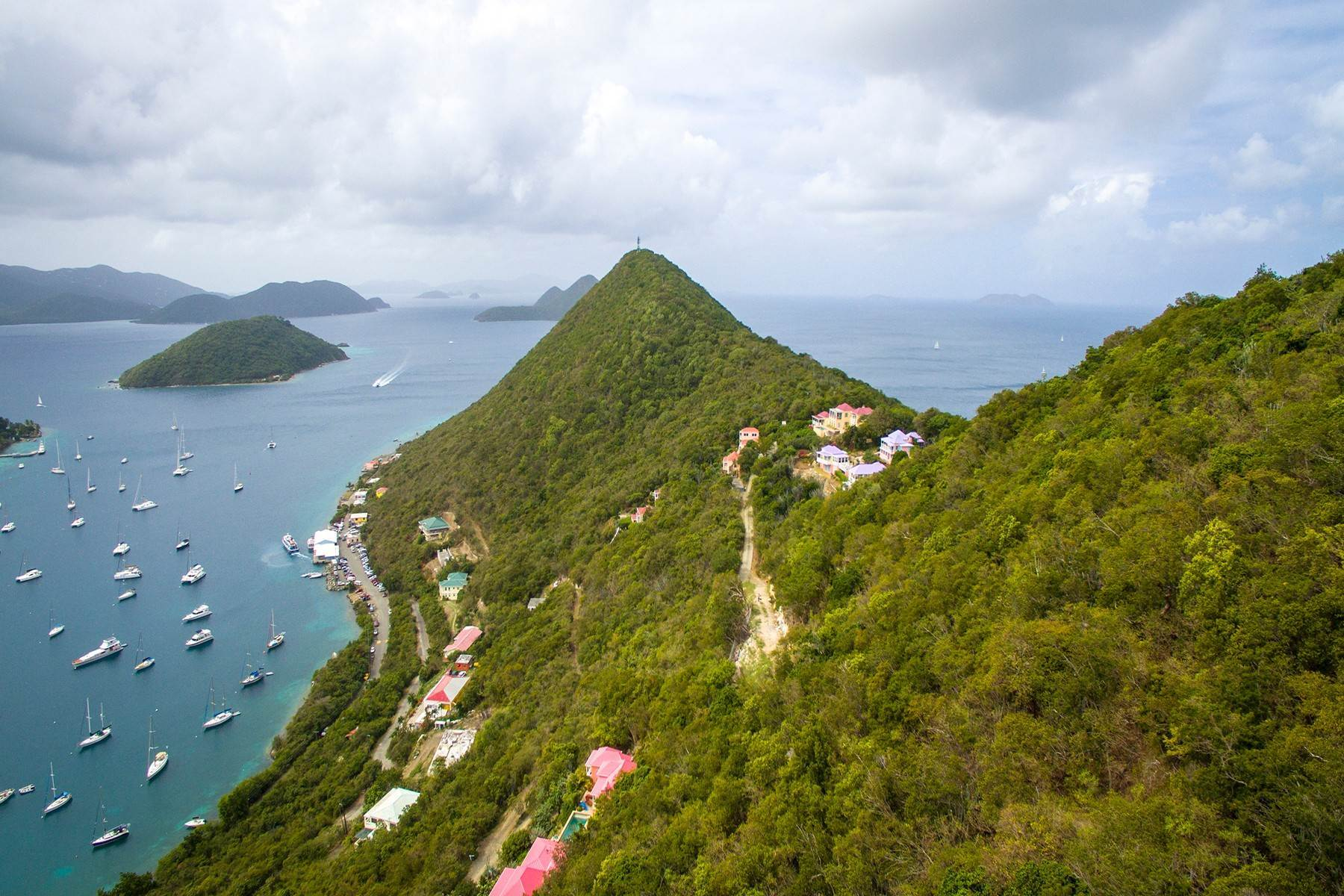 3. Land for Sale at Belmont, Tortola British Virgin Islands