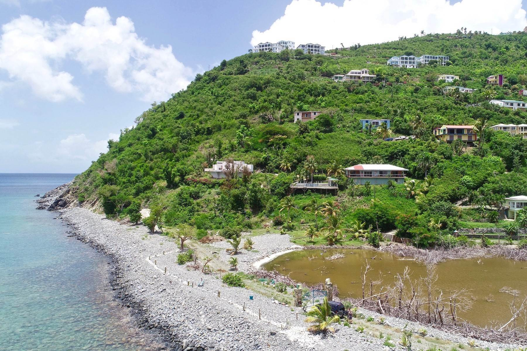 20. Single Family Homes for Sale at Cannon Point Cottage Cannon Point Sunset Cottage Cane Garden Bay, Tortola VG1110 British Virgin Islands