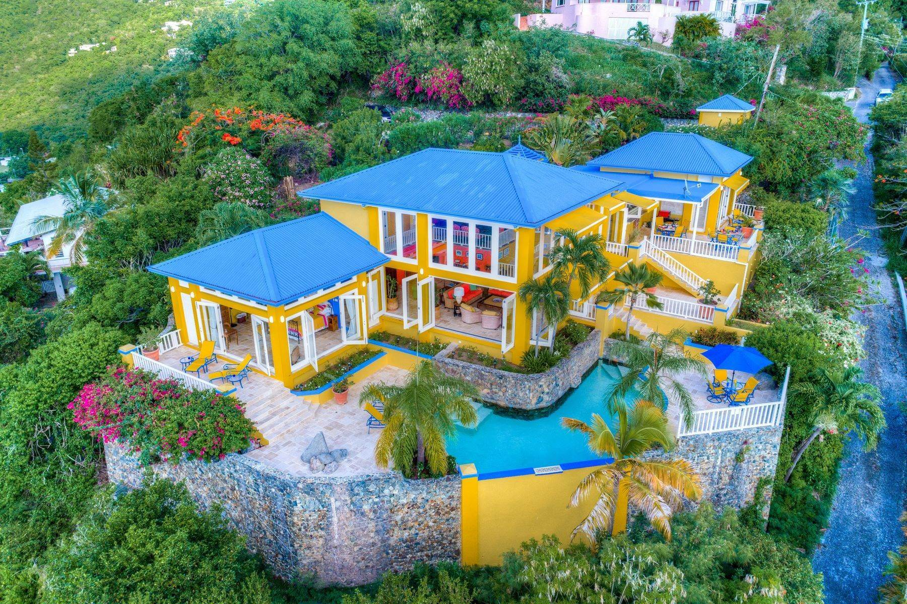 33. Single Family Homes for Sale at Long Bay, Tortola British Virgin Islands