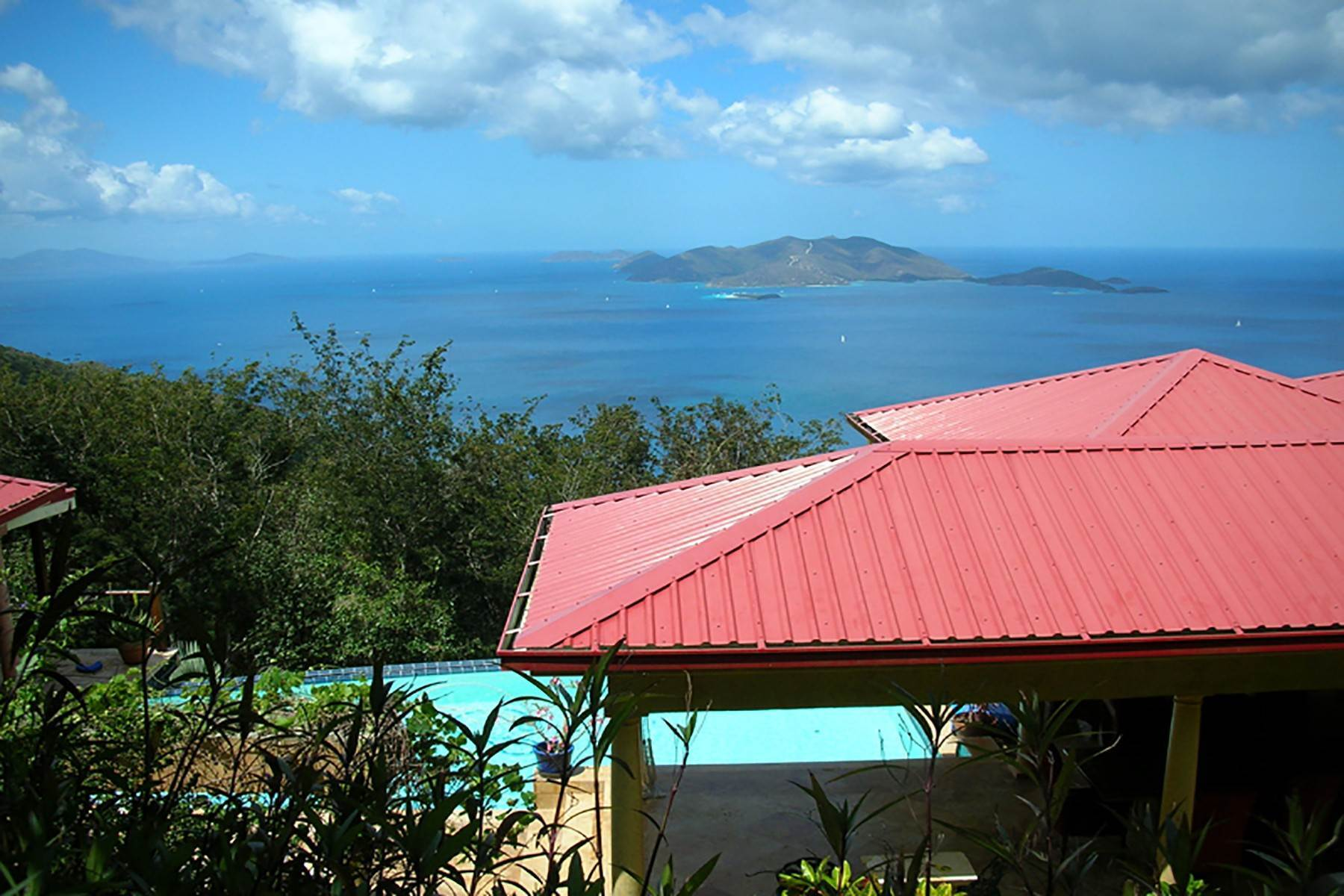 Single Family Homes للـ Sale في Shannon, Tortola British Virgin Islands