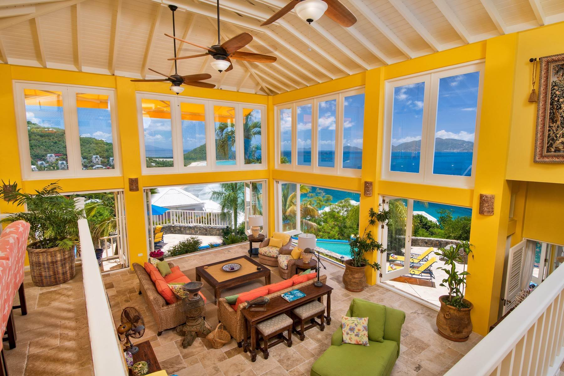 13. Single Family Homes for Sale at Long Bay, Tortola British Virgin Islands