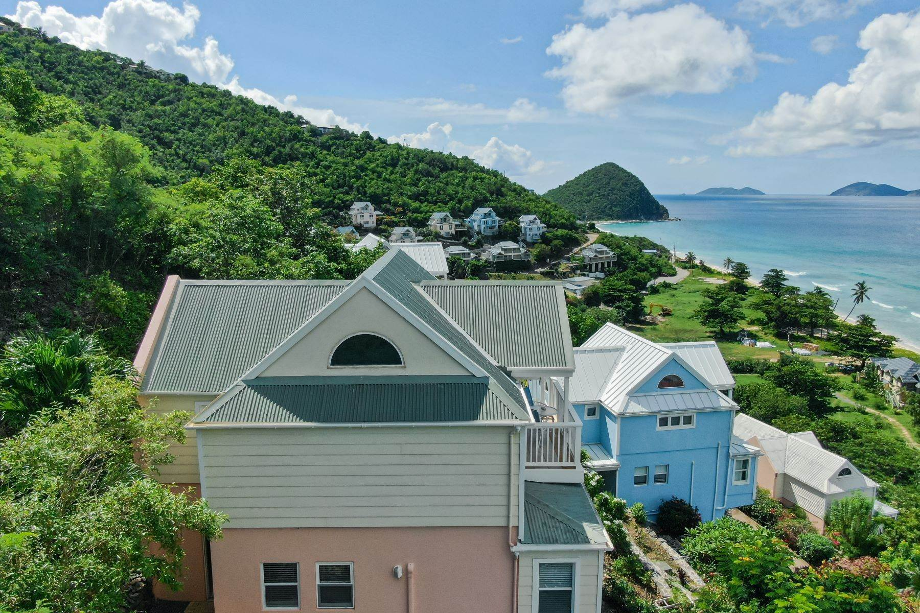 34. townhouses for Sale at Long Bay, Tortola British Virgin Islands