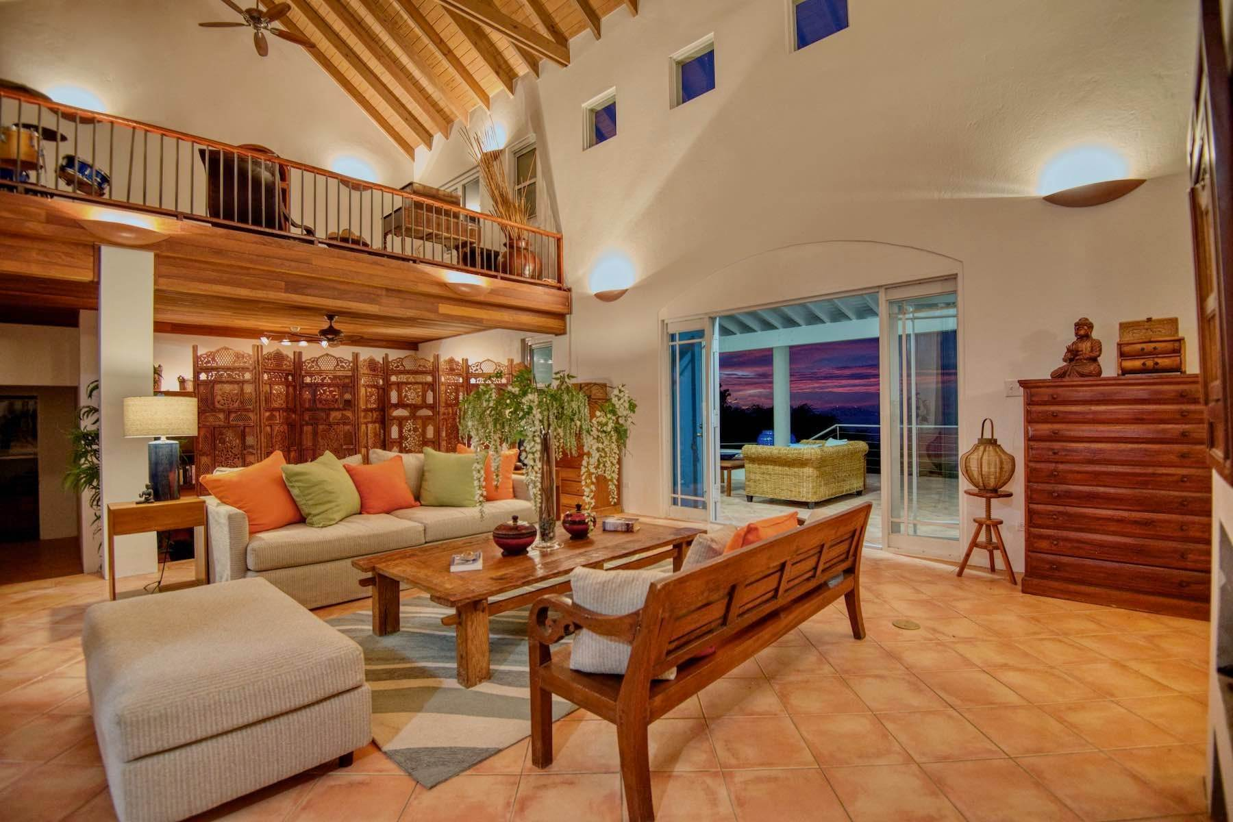 5. Single Family Homes for Sale at Shannon, Tortola British Virgin Islands