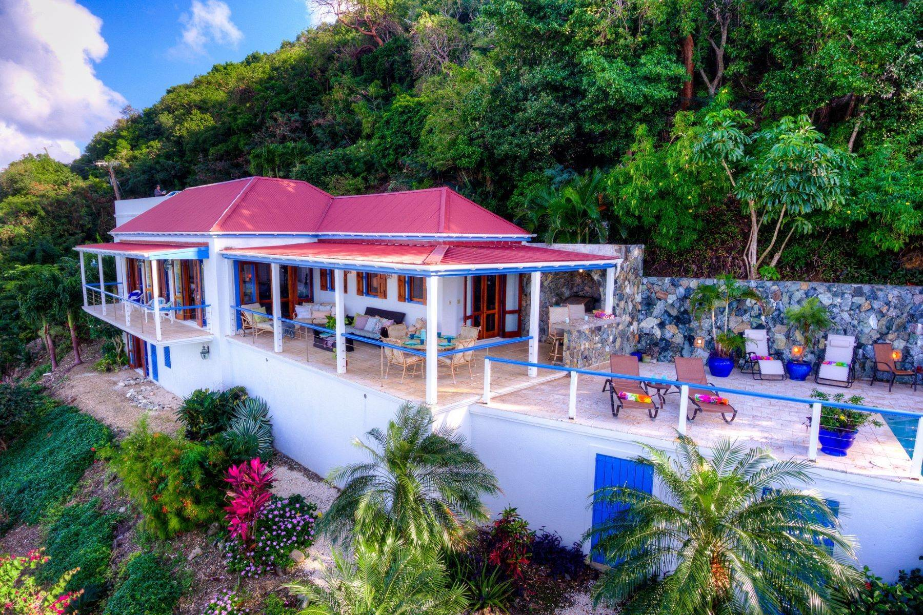Single Family Homes for Sale at Belmont, Tortola British Virgin Islands