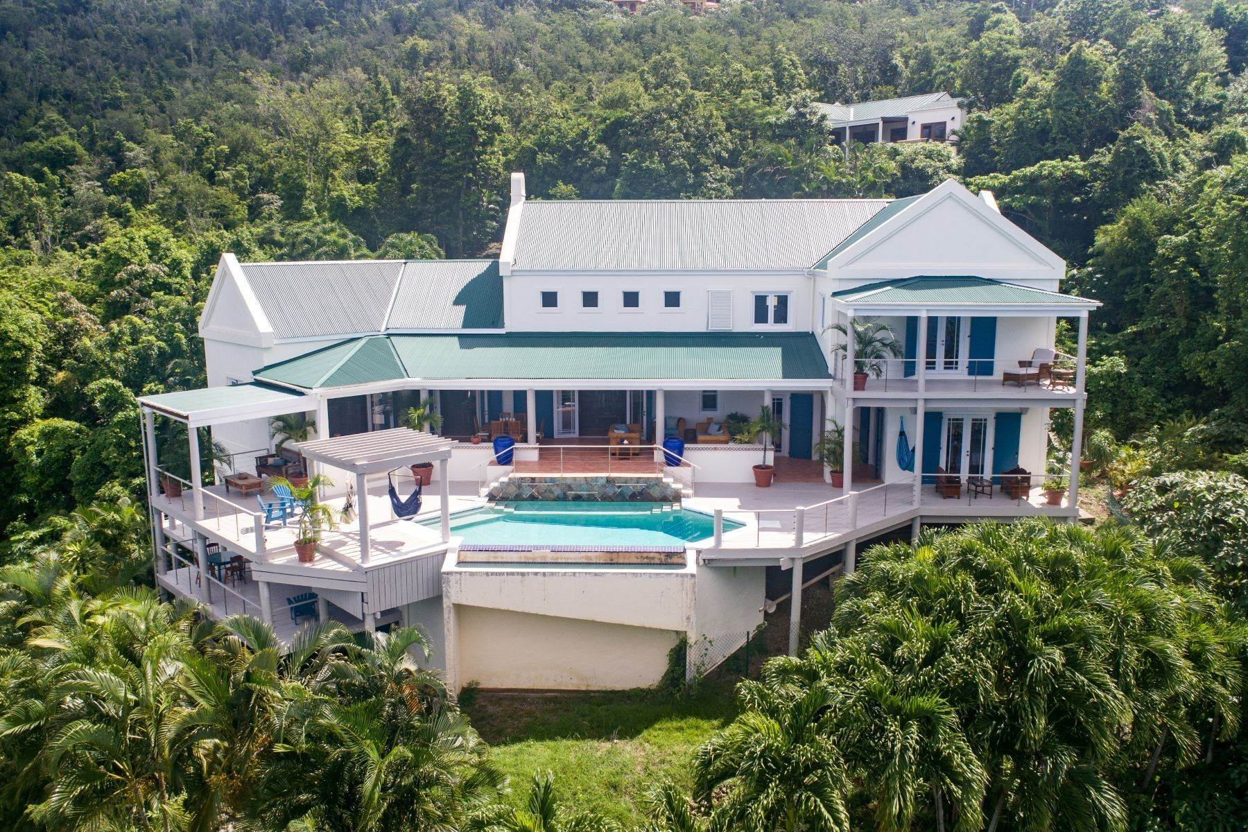 33. Single Family Homes for Sale at Shannon, Tortola British Virgin Islands