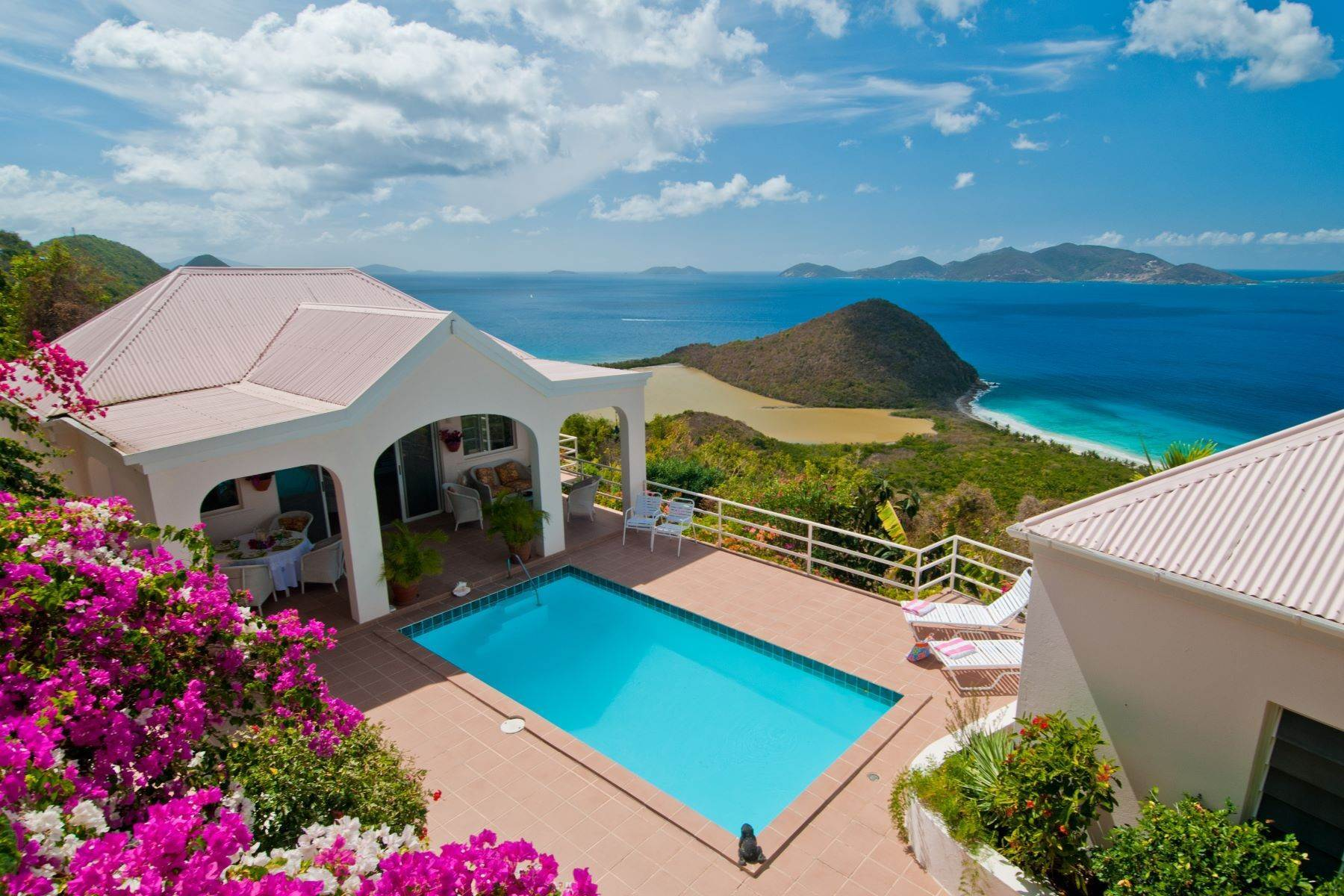 42. Single Family Homes for Sale at Belmont, Tortola British Virgin Islands