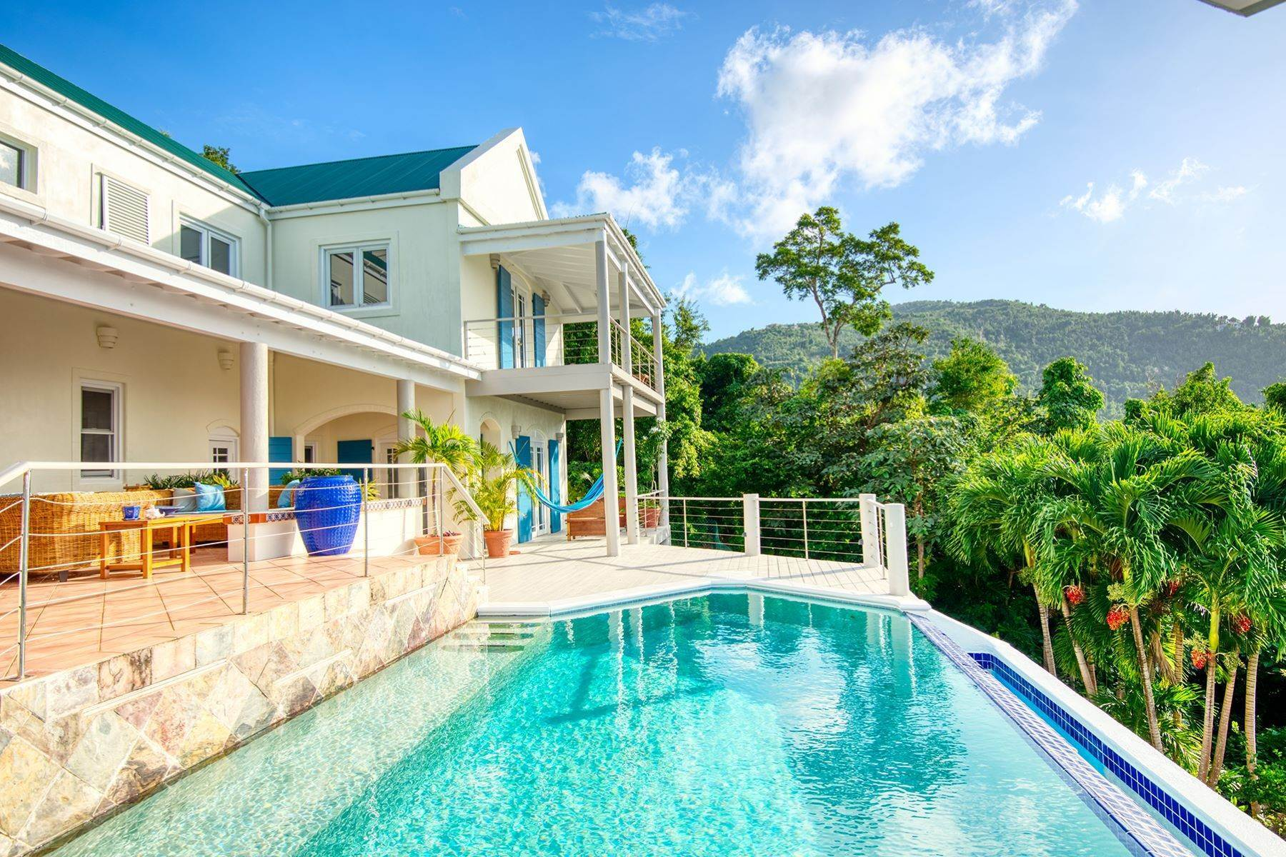 27. Single Family Homes for Sale at Shannon, Tortola British Virgin Islands
