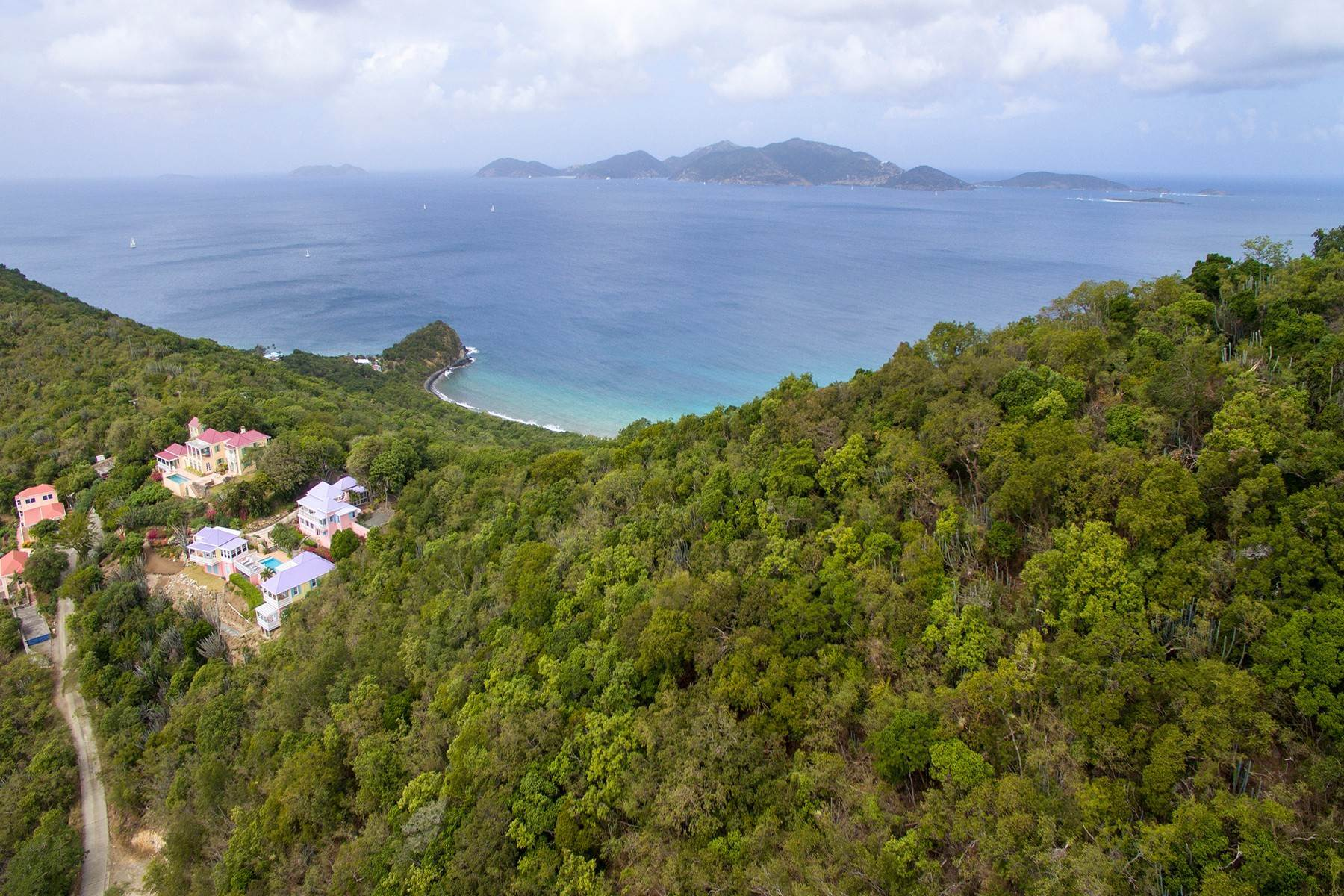 5. Land for Sale at Belmont, Tortola British Virgin Islands