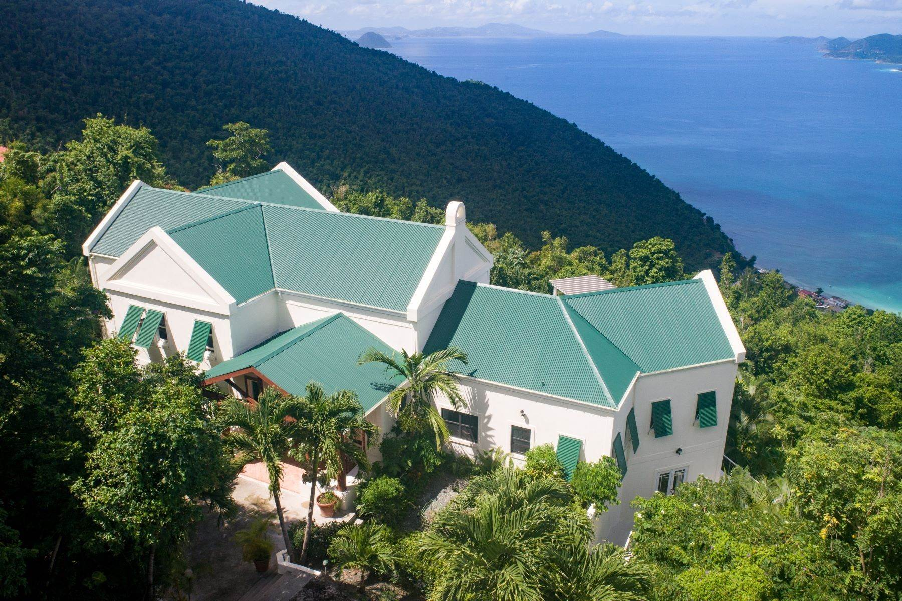 31. Single Family Homes for Sale at Shannon, Tortola British Virgin Islands