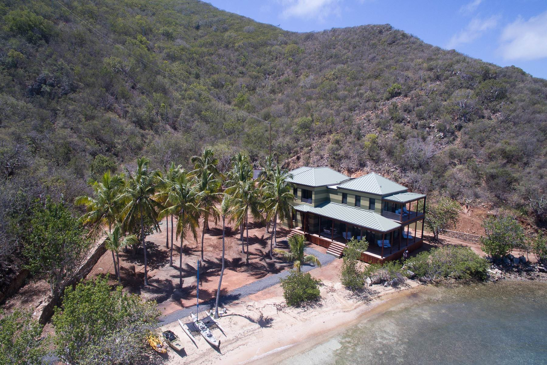 Multi-Family Homes para Venda às North Sound, Virgin Gorda Ilhas Virgens Britânicas