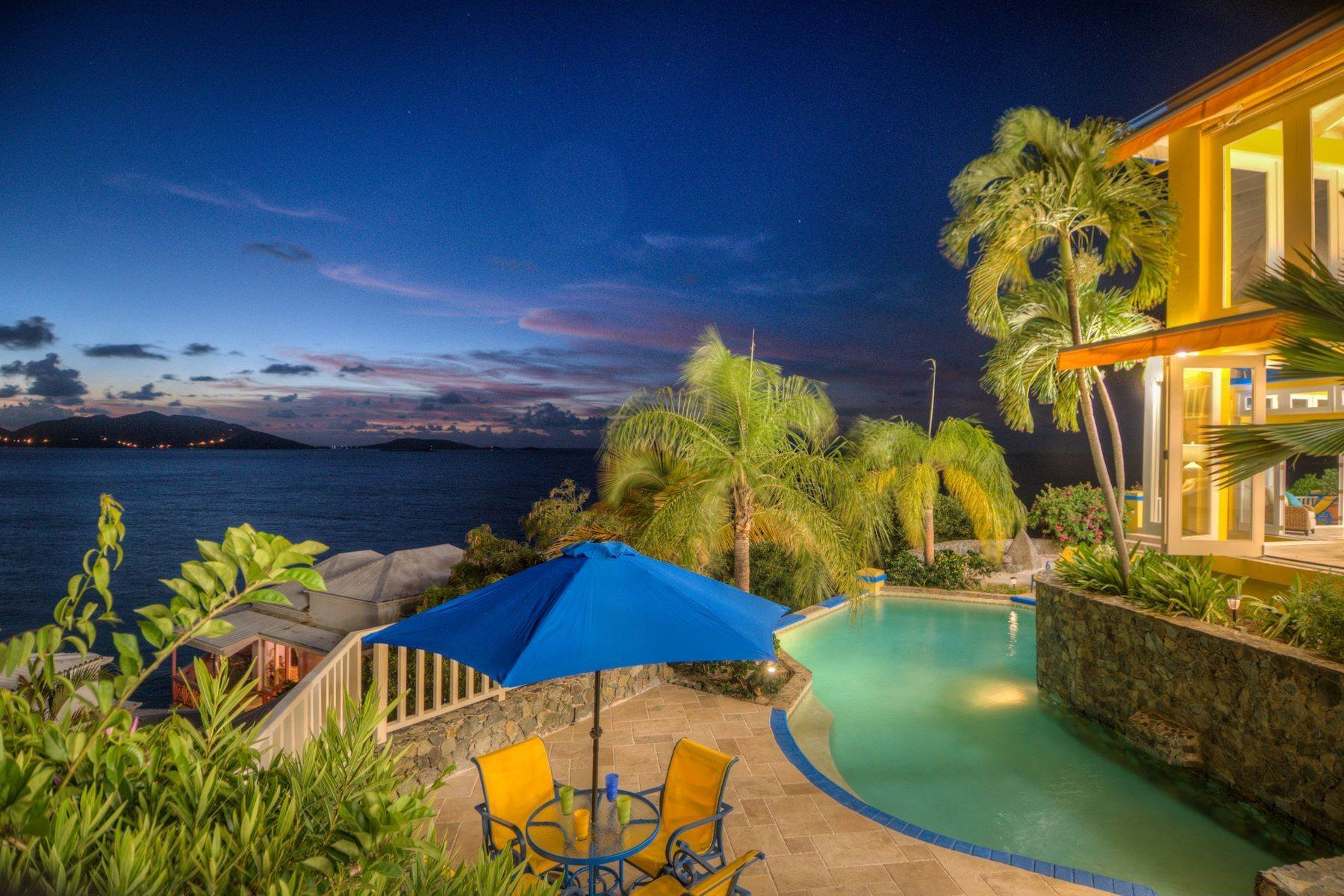 39. Single Family Homes for Sale at Long Bay, Tortola British Virgin Islands