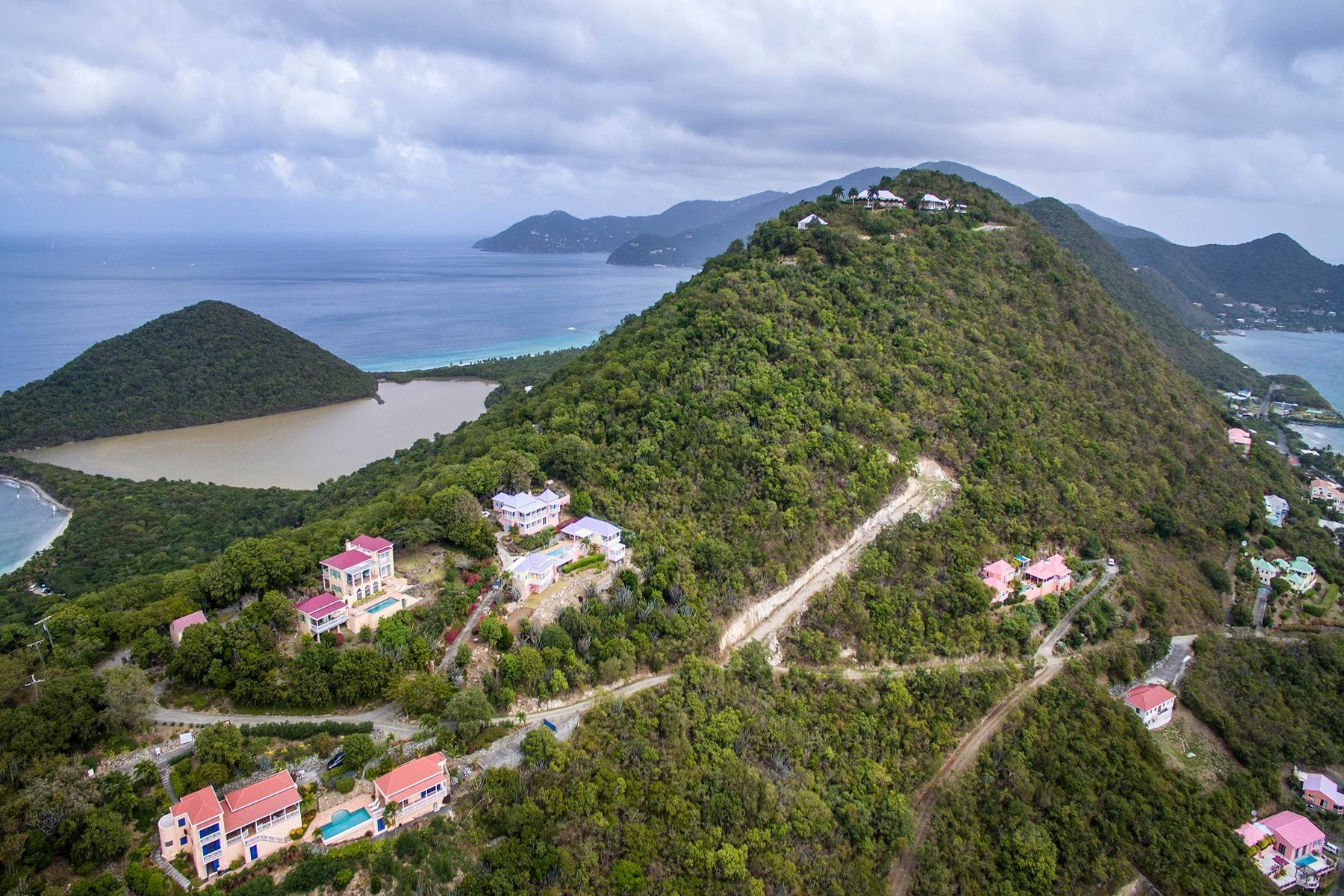 4. Land for Sale at Belmont, Tortola British Virgin Islands