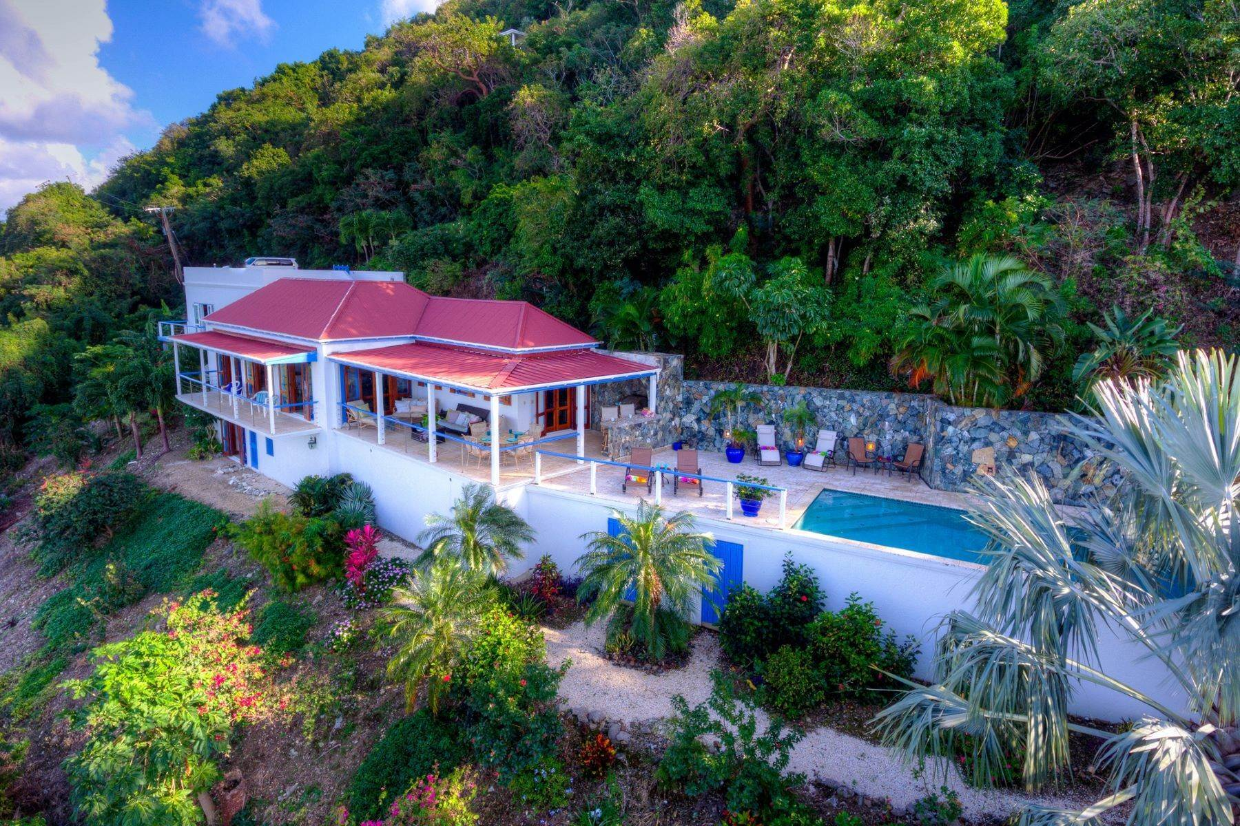 23. Single Family Homes for Sale at Belmont, Tortola British Virgin Islands