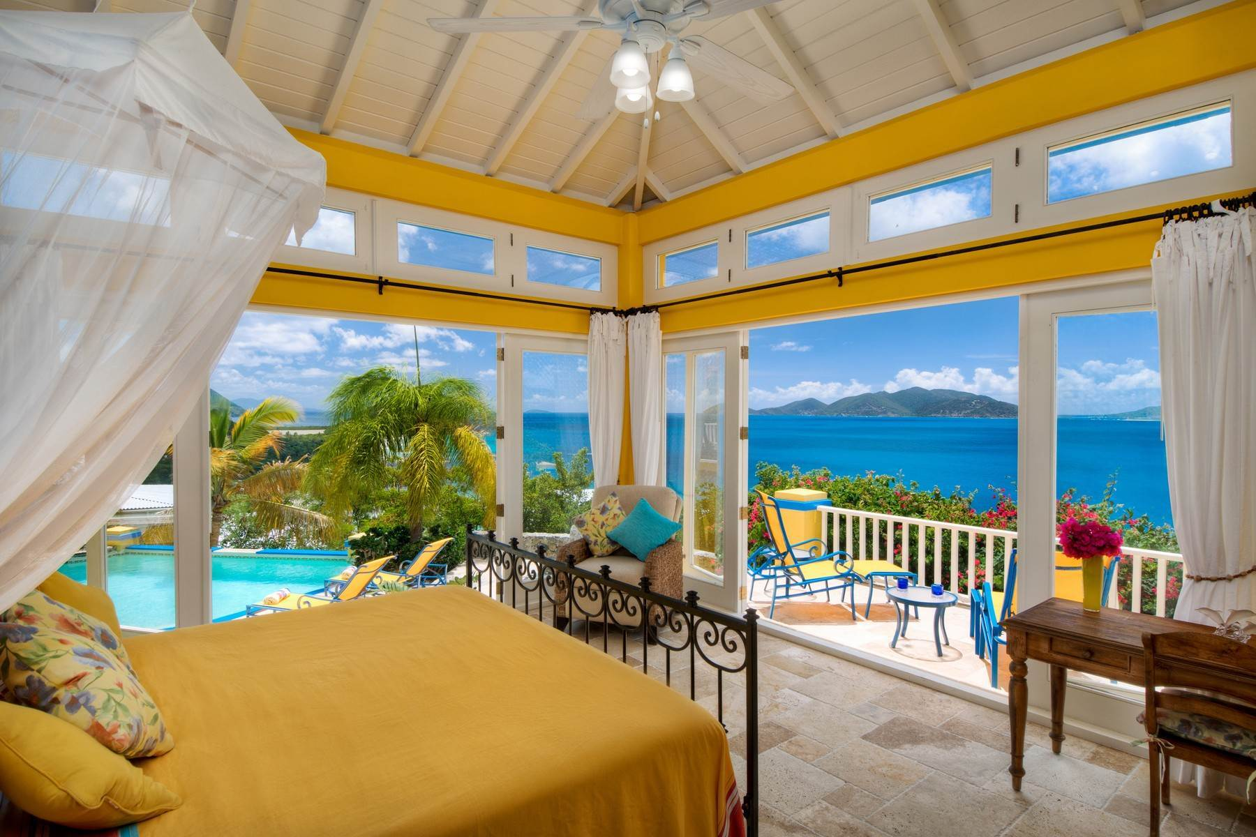 17. Single Family Homes for Sale at Long Bay, Tortola British Virgin Islands