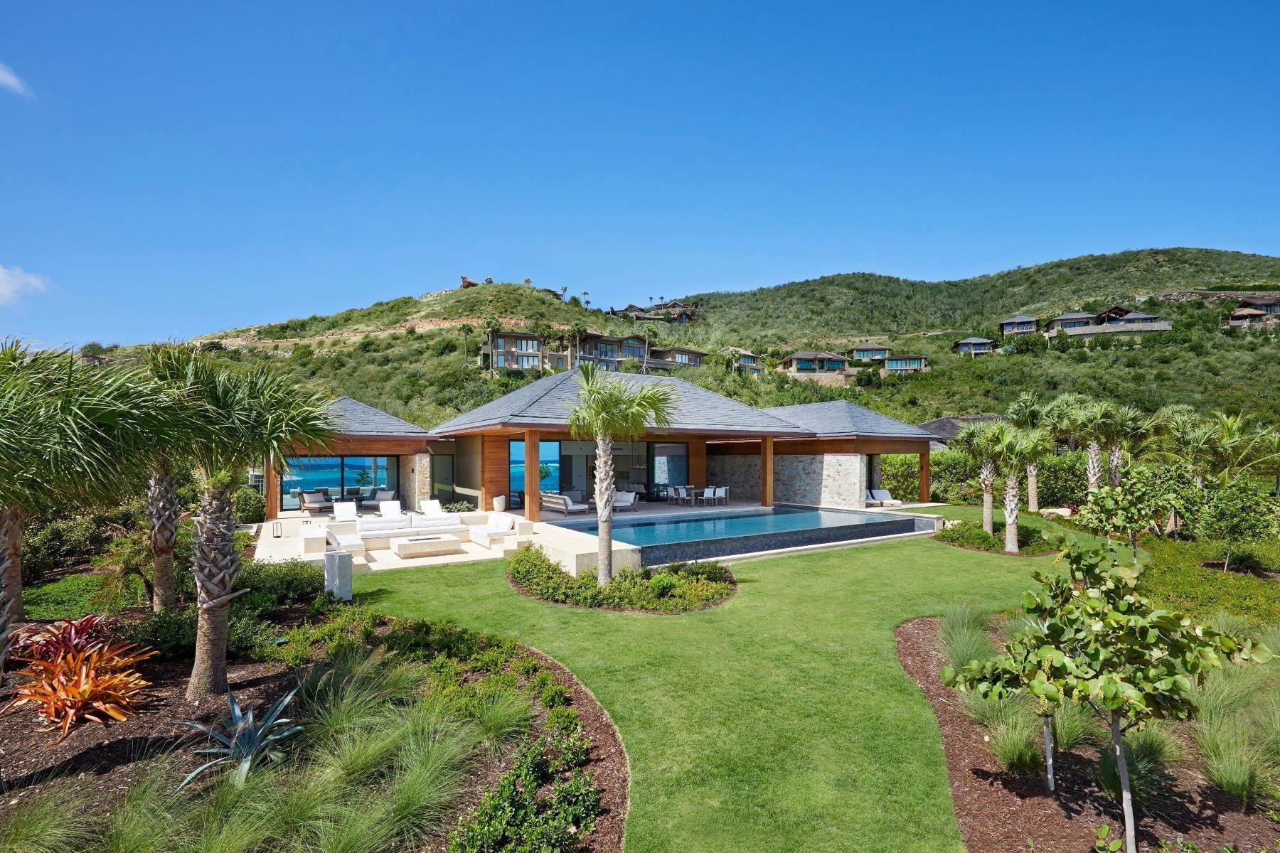 Single Family Homes for Sale at Oil Nut Bay, Virgin Gorda British Virgin Islands